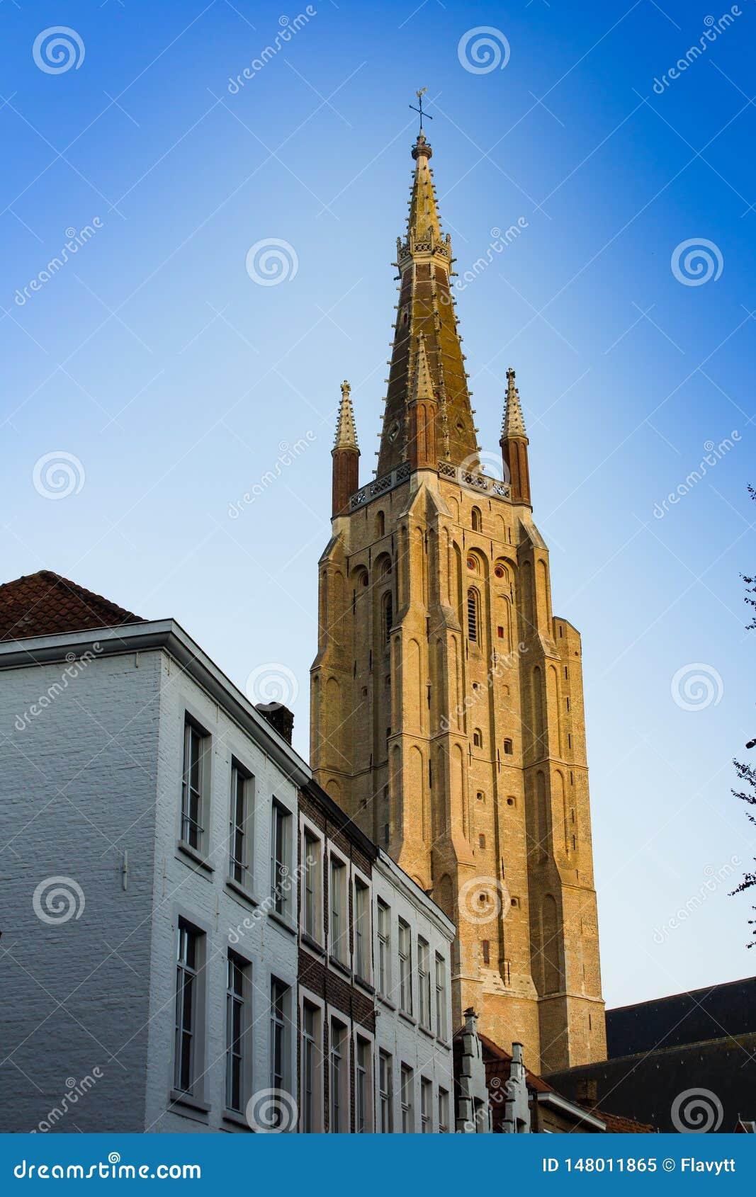 Chiesa della nostra signora, Bruges