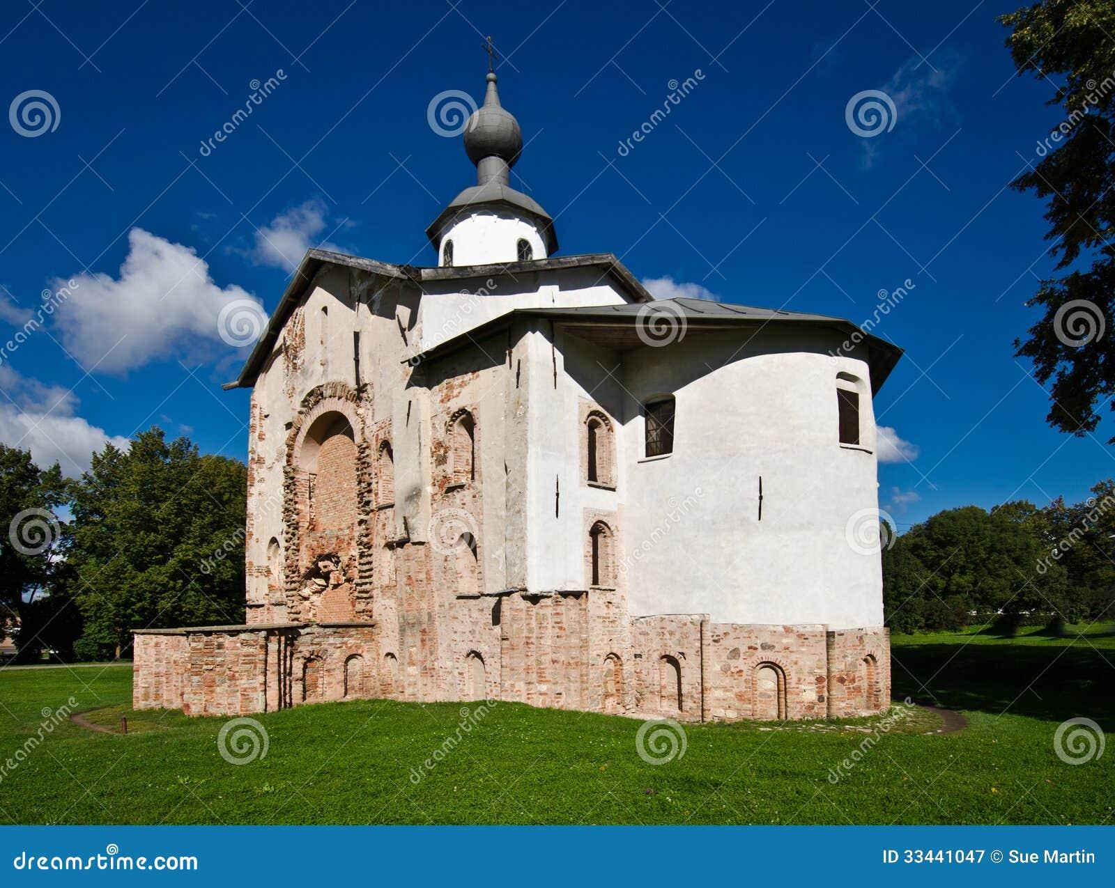 Chiesa della st Paraskeva Piatnitsa