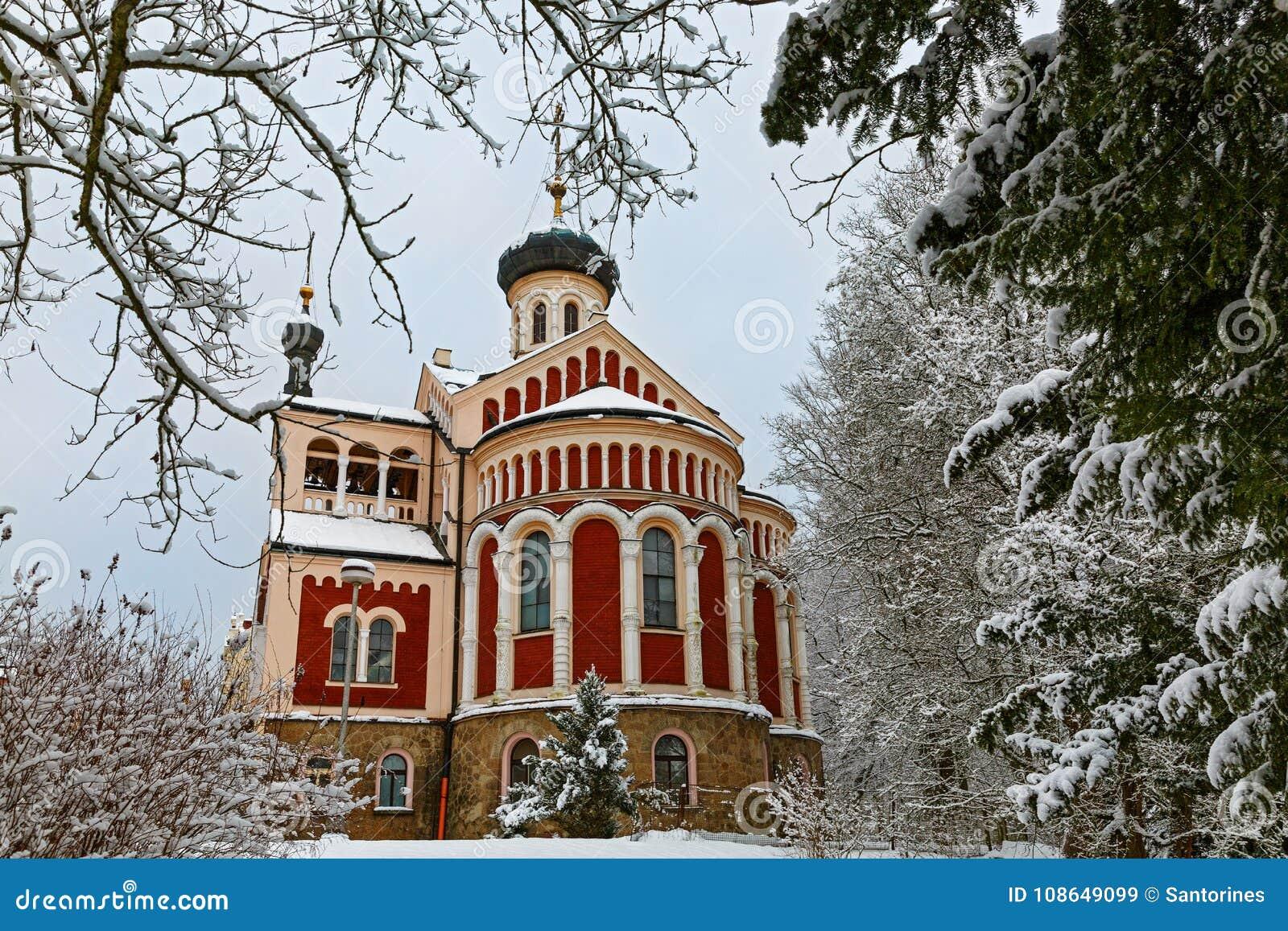Chiesa della st Vladimir
