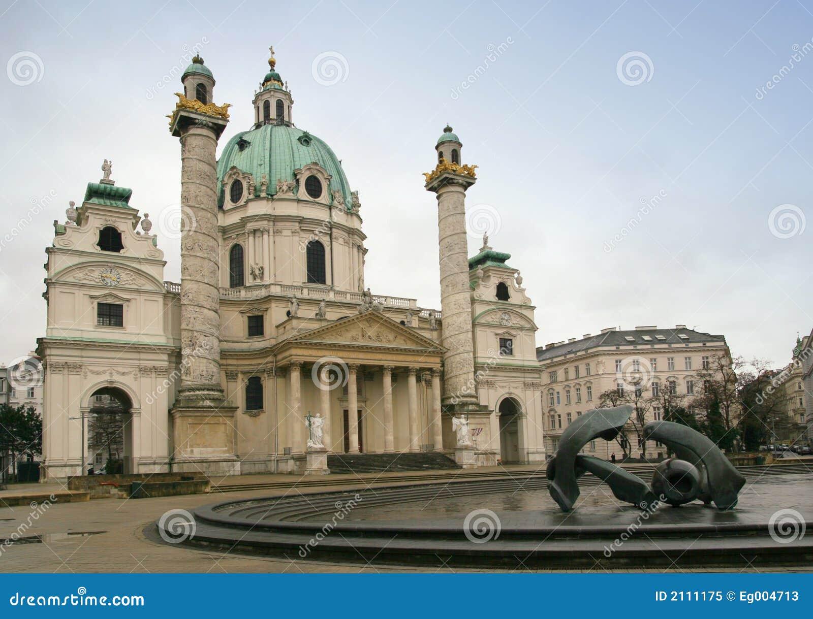 Chiesa di Carls, Vienna