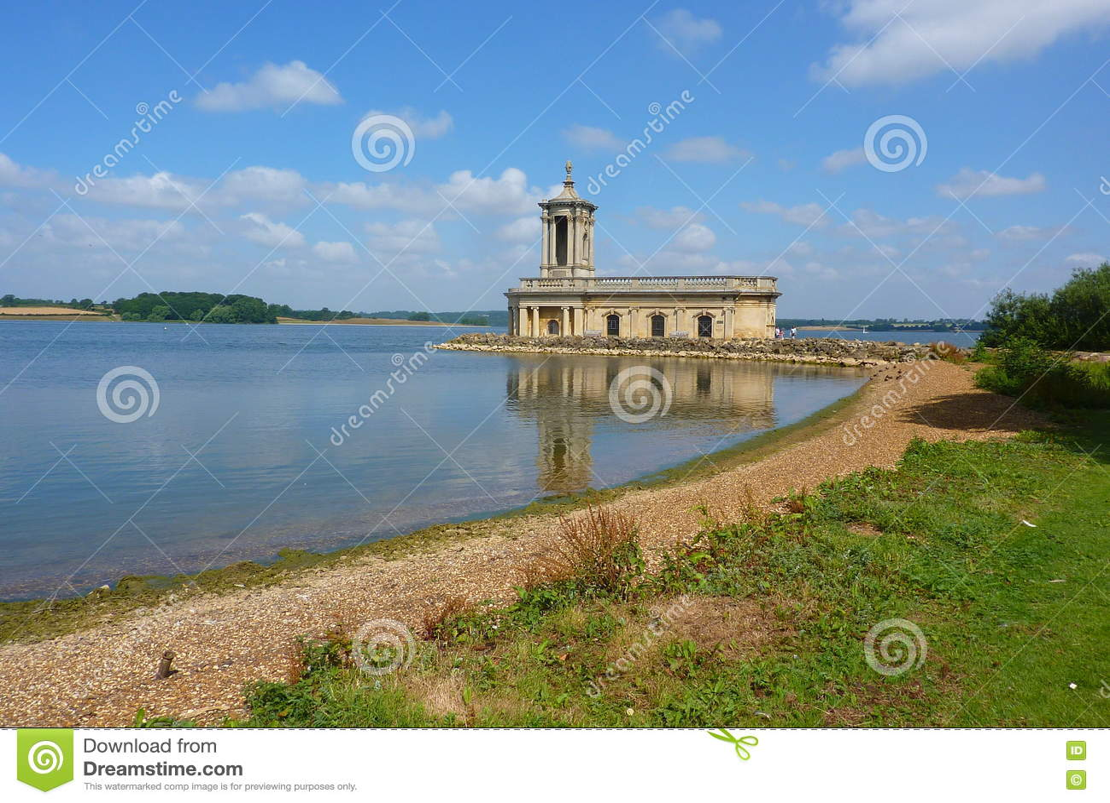 Chiesa di Normanton sull acqua di Rutland