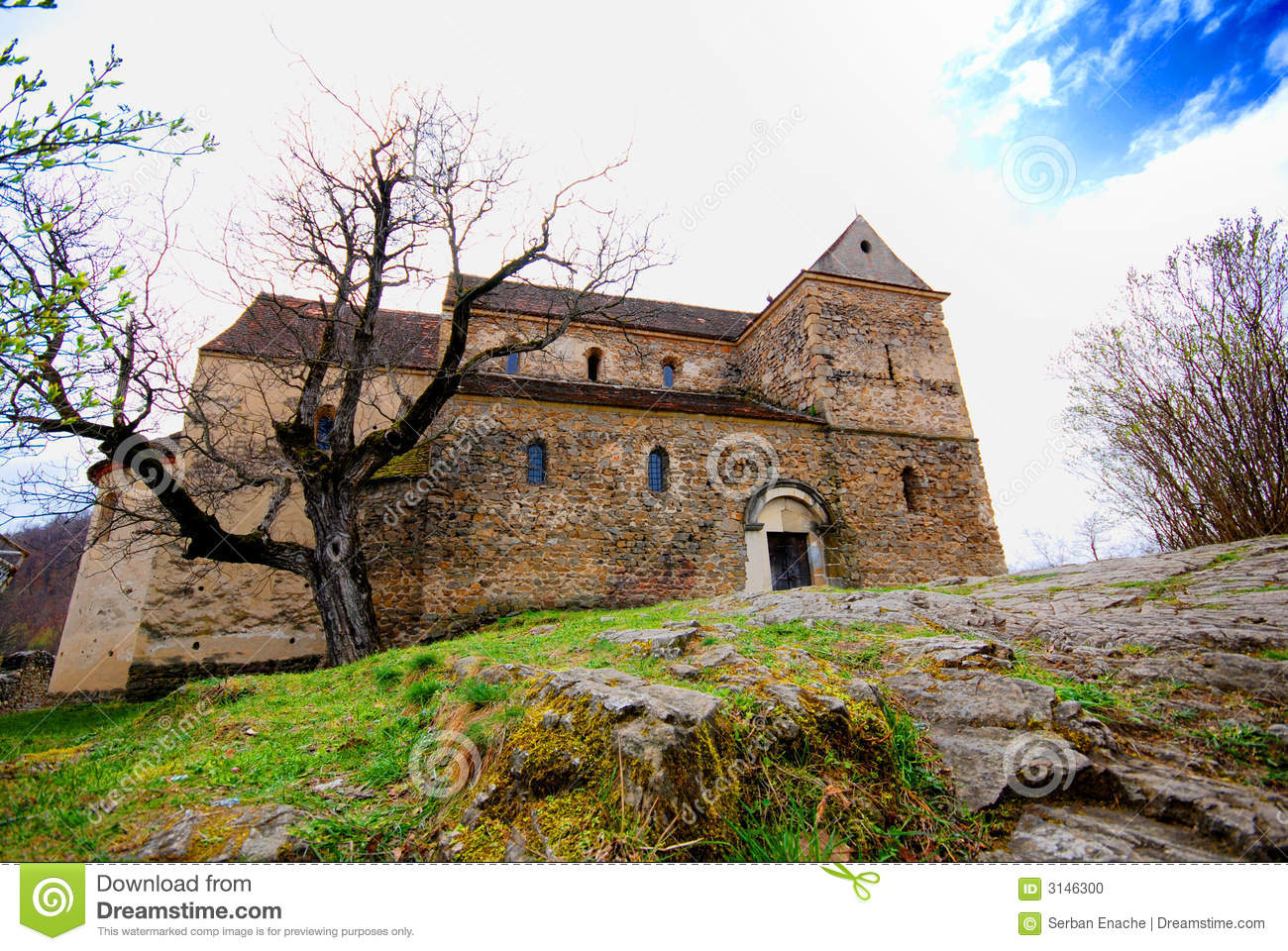 Chiesa di Romanesque in Romania