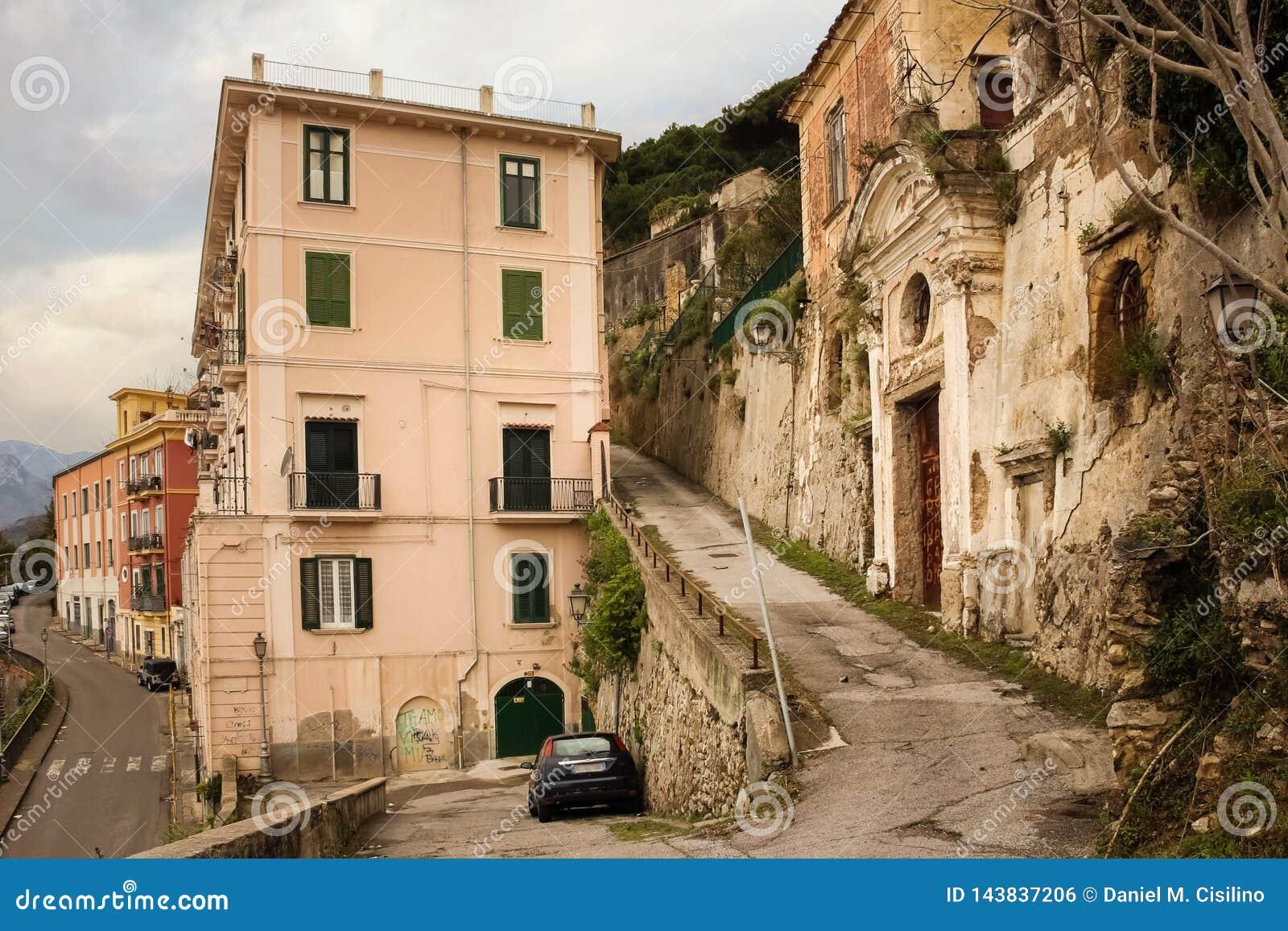 Chiesa Di San Filippo Neri salerno Itali?