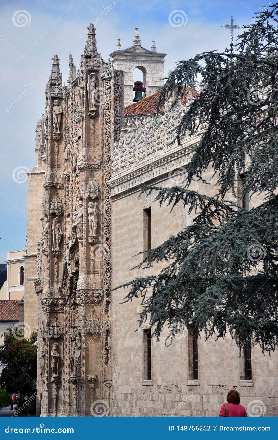Chiesa di San Pablo a Valladolid