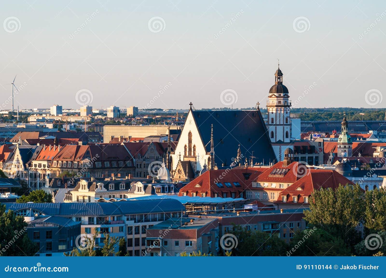 Chiesa di St Thomas di Lipsia