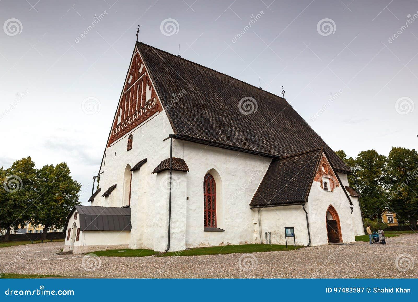 Chiesa Finlandia di Porvoo