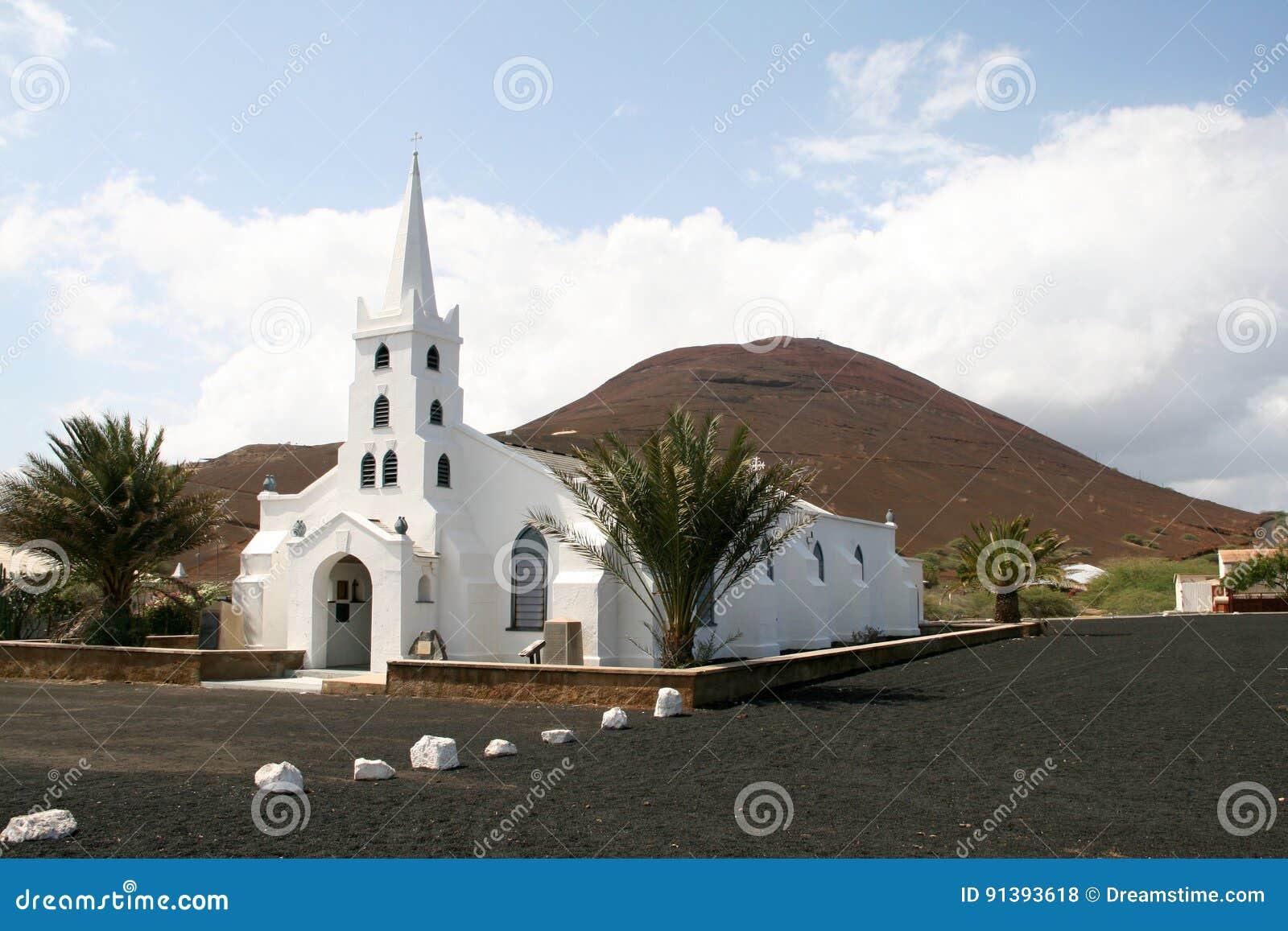 Chiesa, isola di ascensione