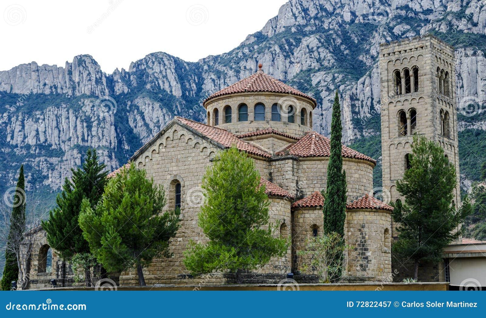 Chiesa La Nostra Signora Del Rosario Monistrol De Montserrat ... 7c79ec537f6