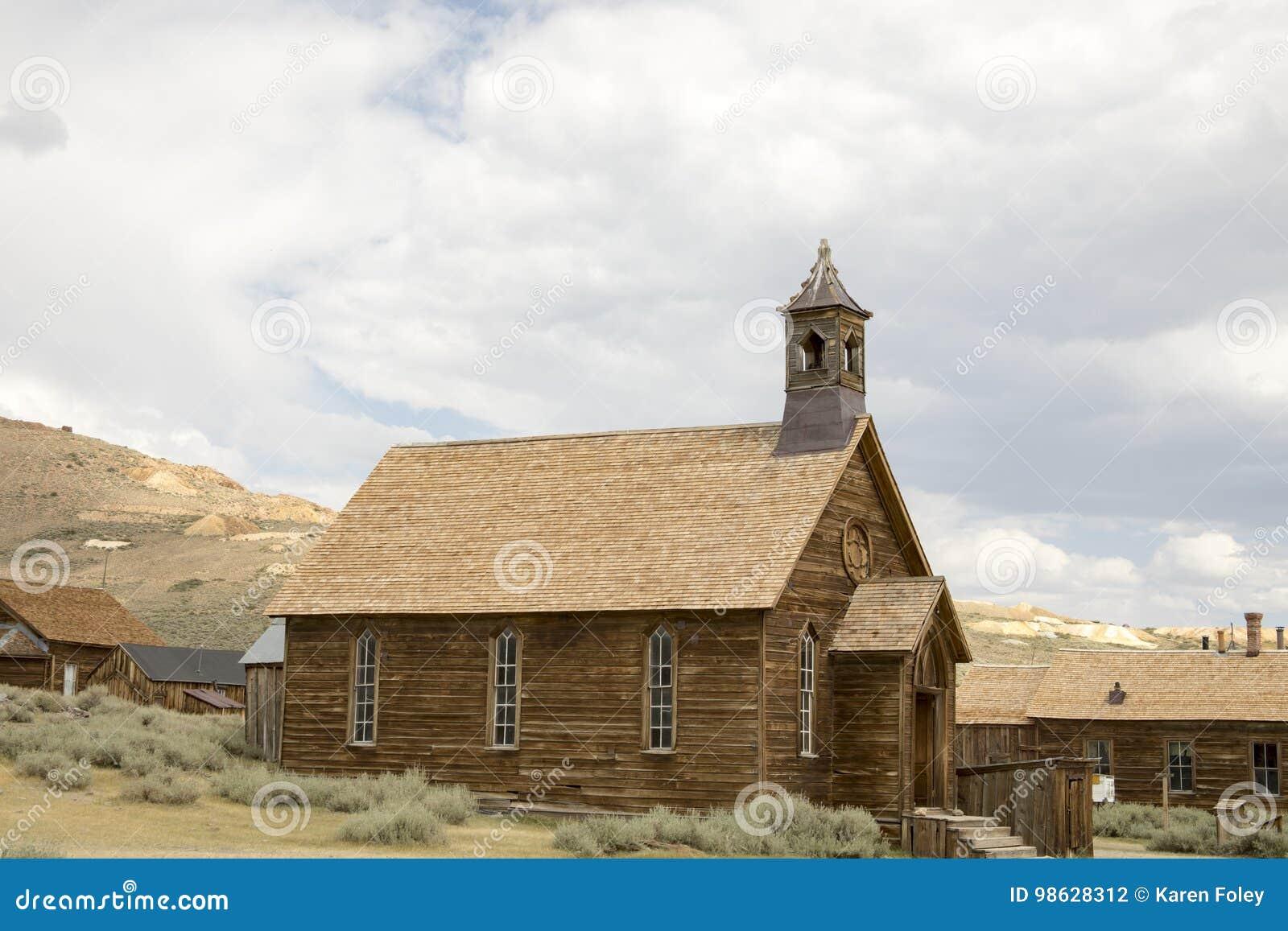 Chiesa metodista rustica