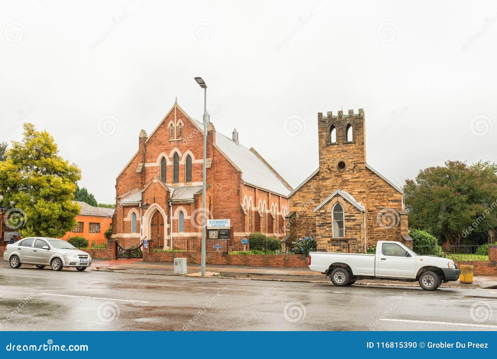 Chiesa metodista storica in Greytown
