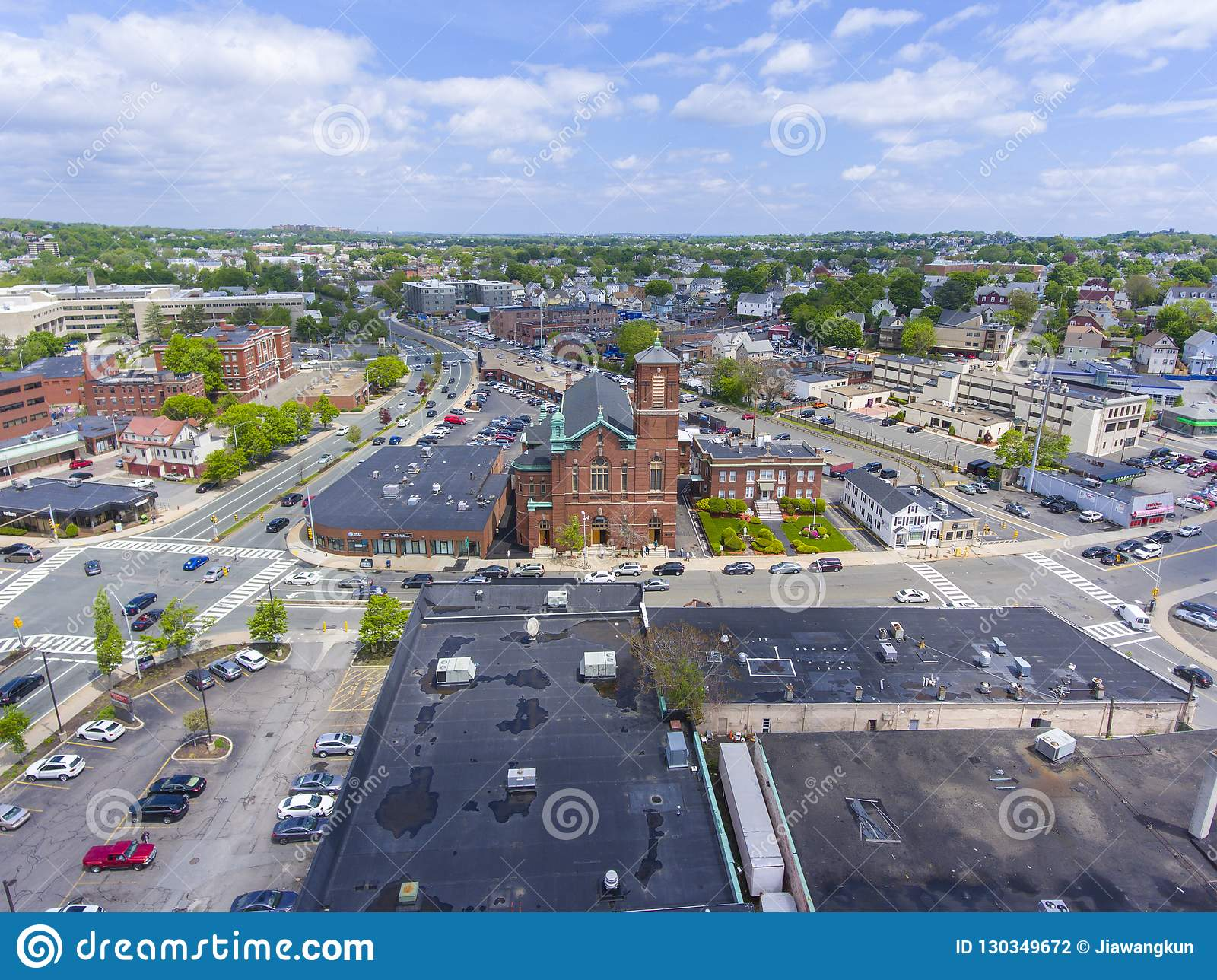 Chiesa sacra della canonica del cuore, Malden, mA, U.S.A.