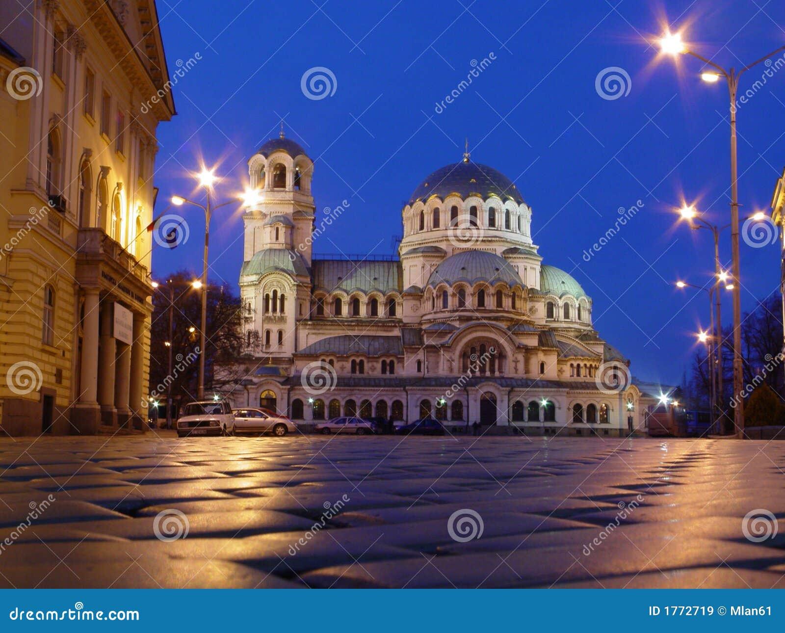 Chiesa in sera