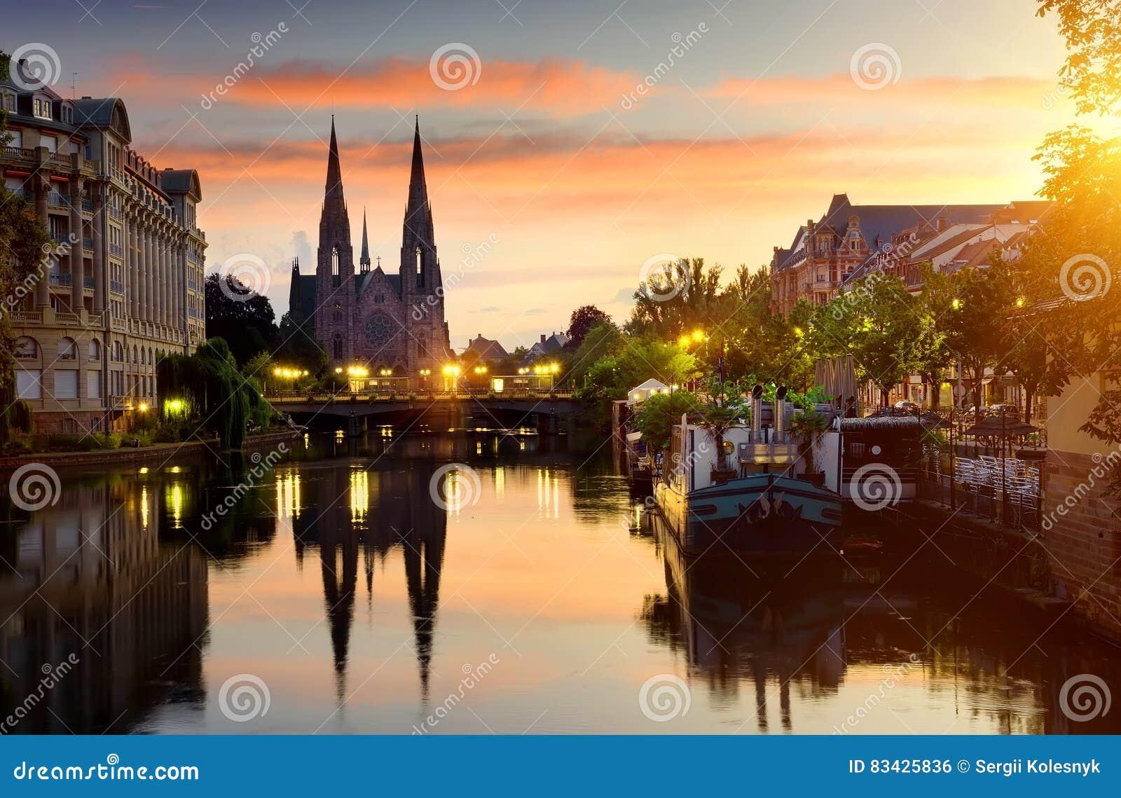 Chiesa a Strasburgo