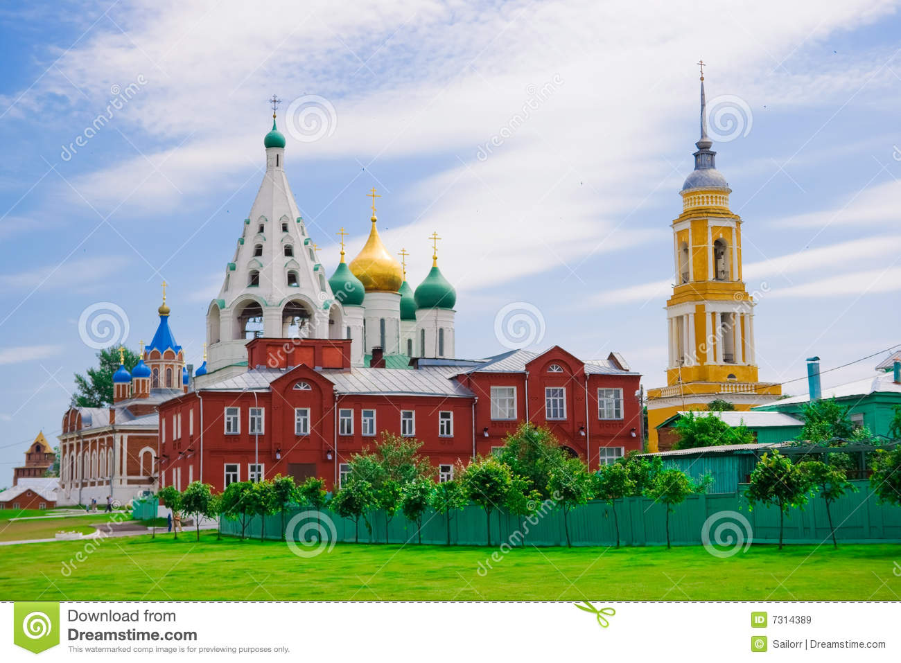 Chiese in Kolomna
