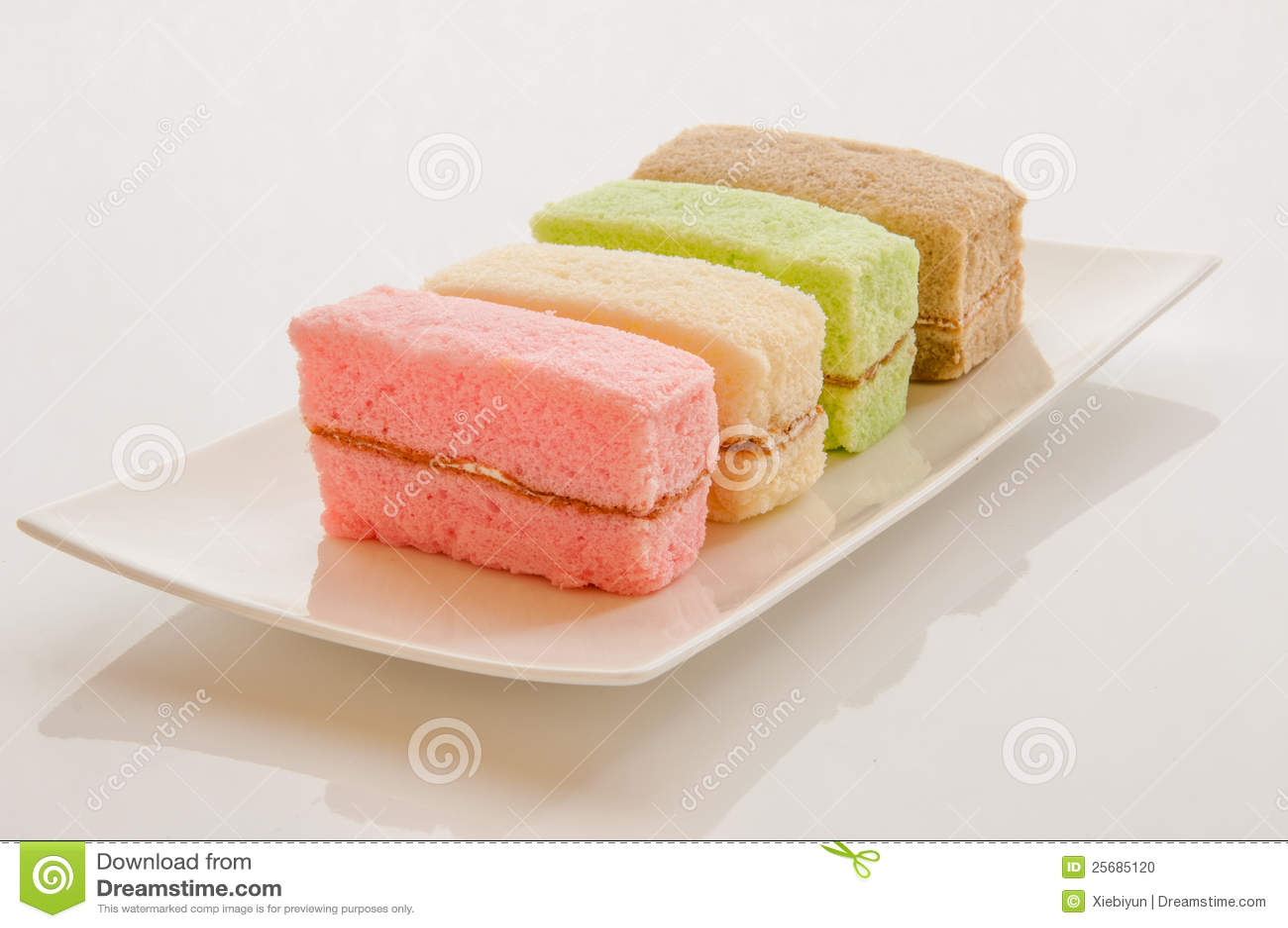 Green Tea Chiffon Cake Calories