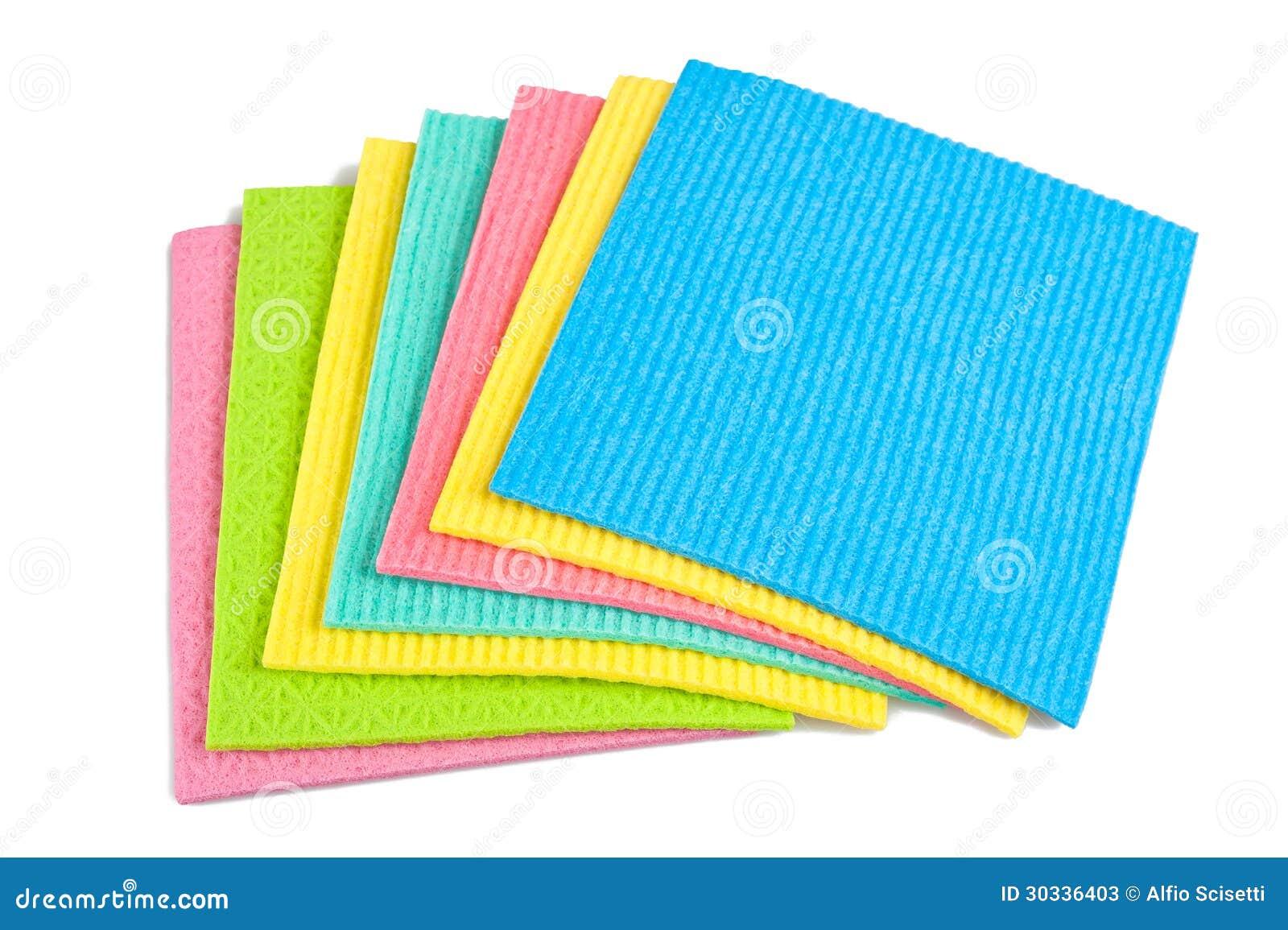 Chiffons de nettoyage