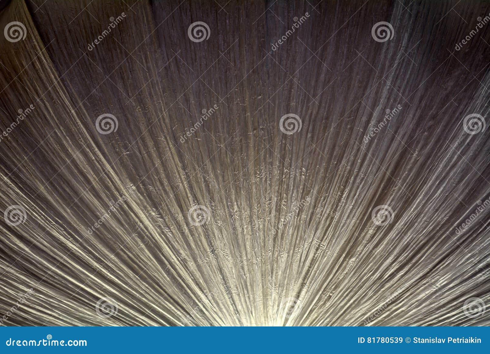 Chiffre Abstrait Sur Un Plafond De Blanc Gris Image Stock Image Du