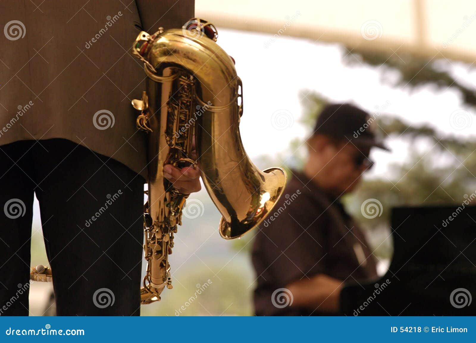 Chifre do jazz - música 2