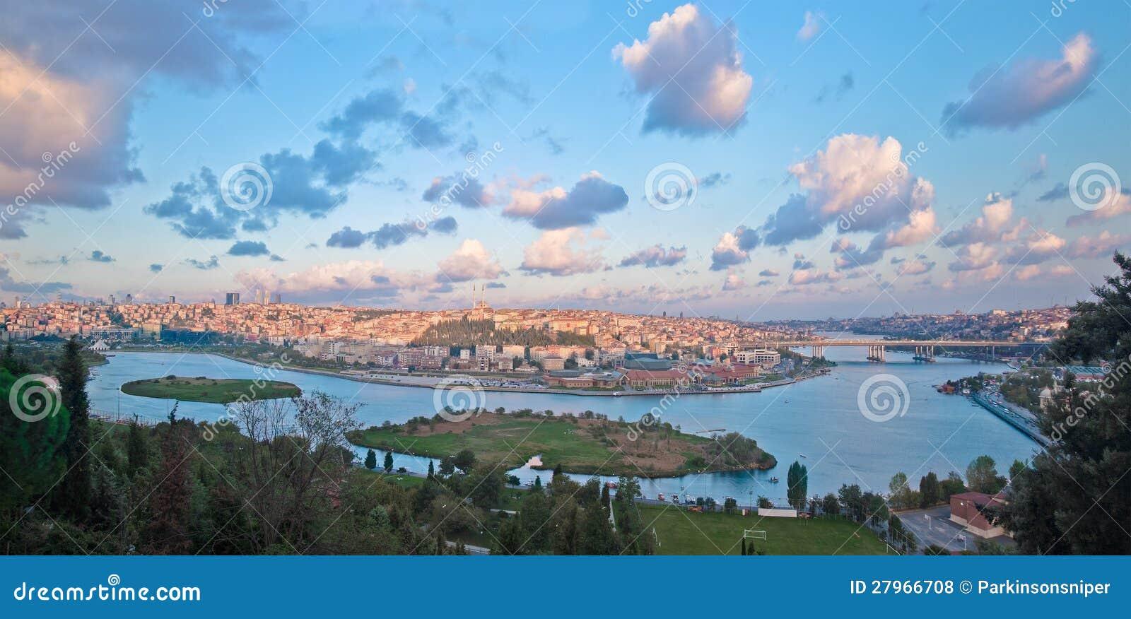 Chifre dourado de Istambul