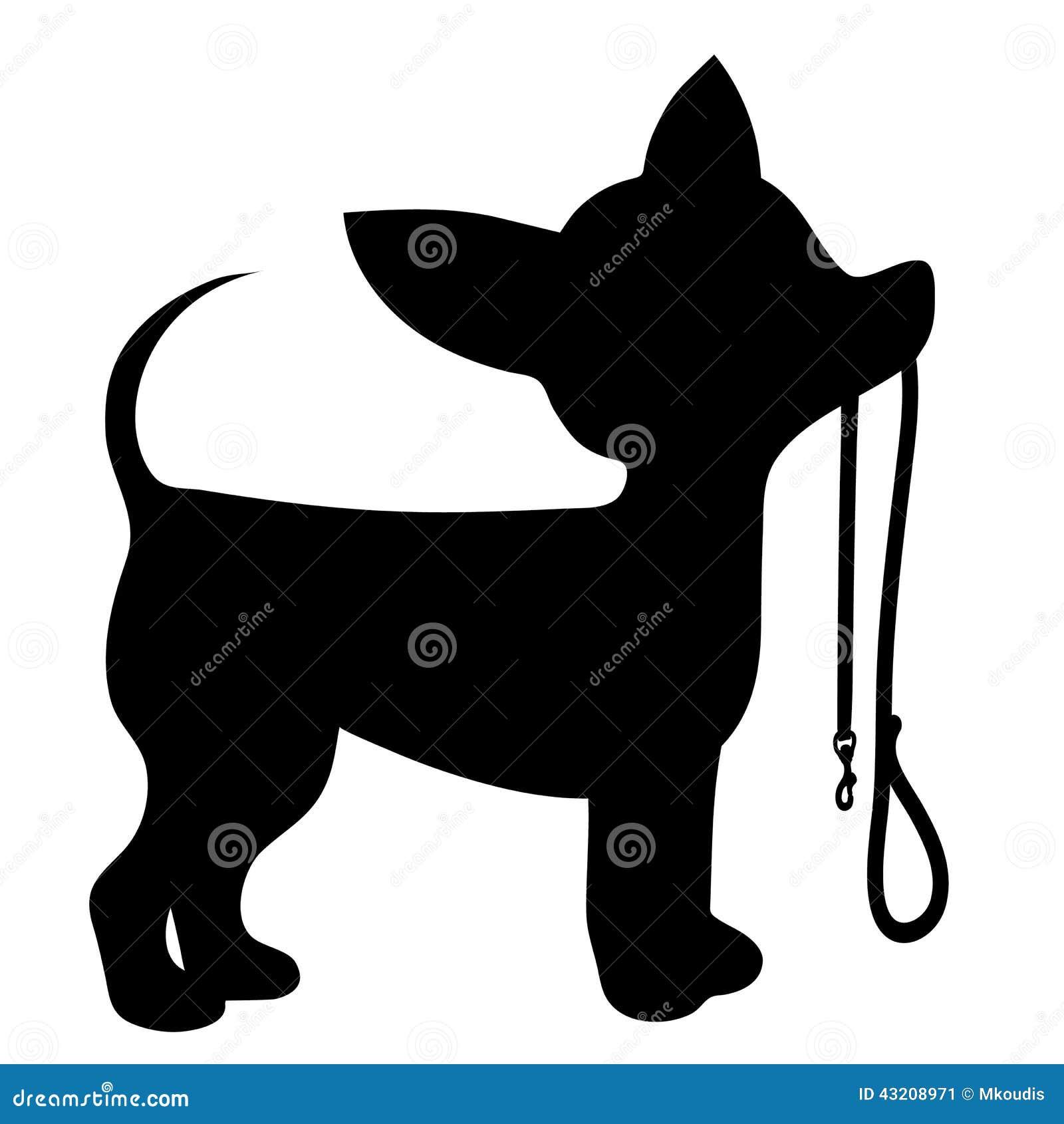 Download Chihuahuakoppel vektor illustrationer. Illustration av chihuahua - 43208971