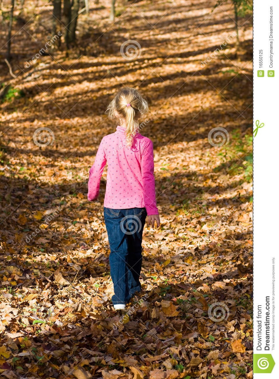 child walking away - photo #16