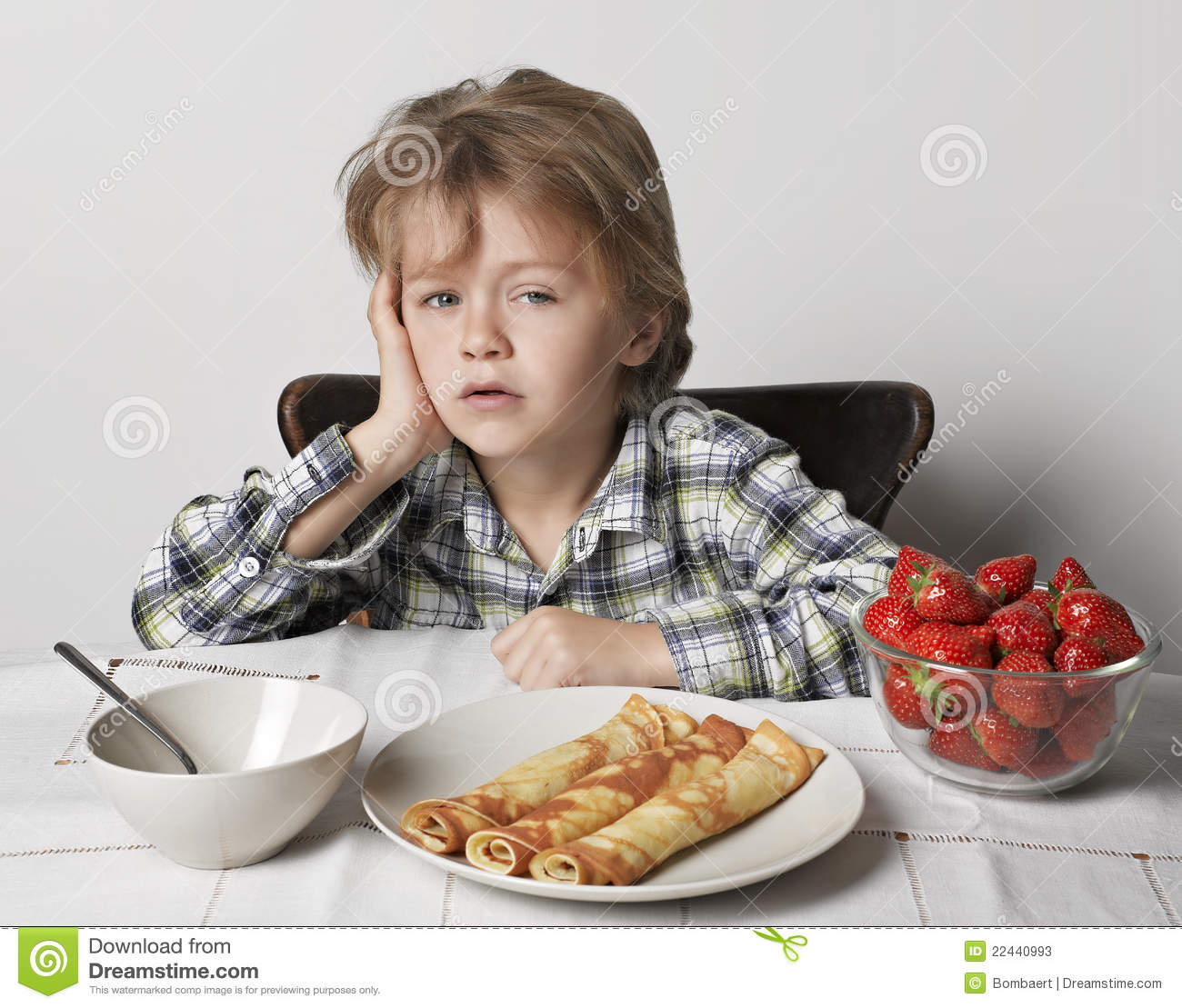 A child does not eat breakfast - what to do and what to cook 6