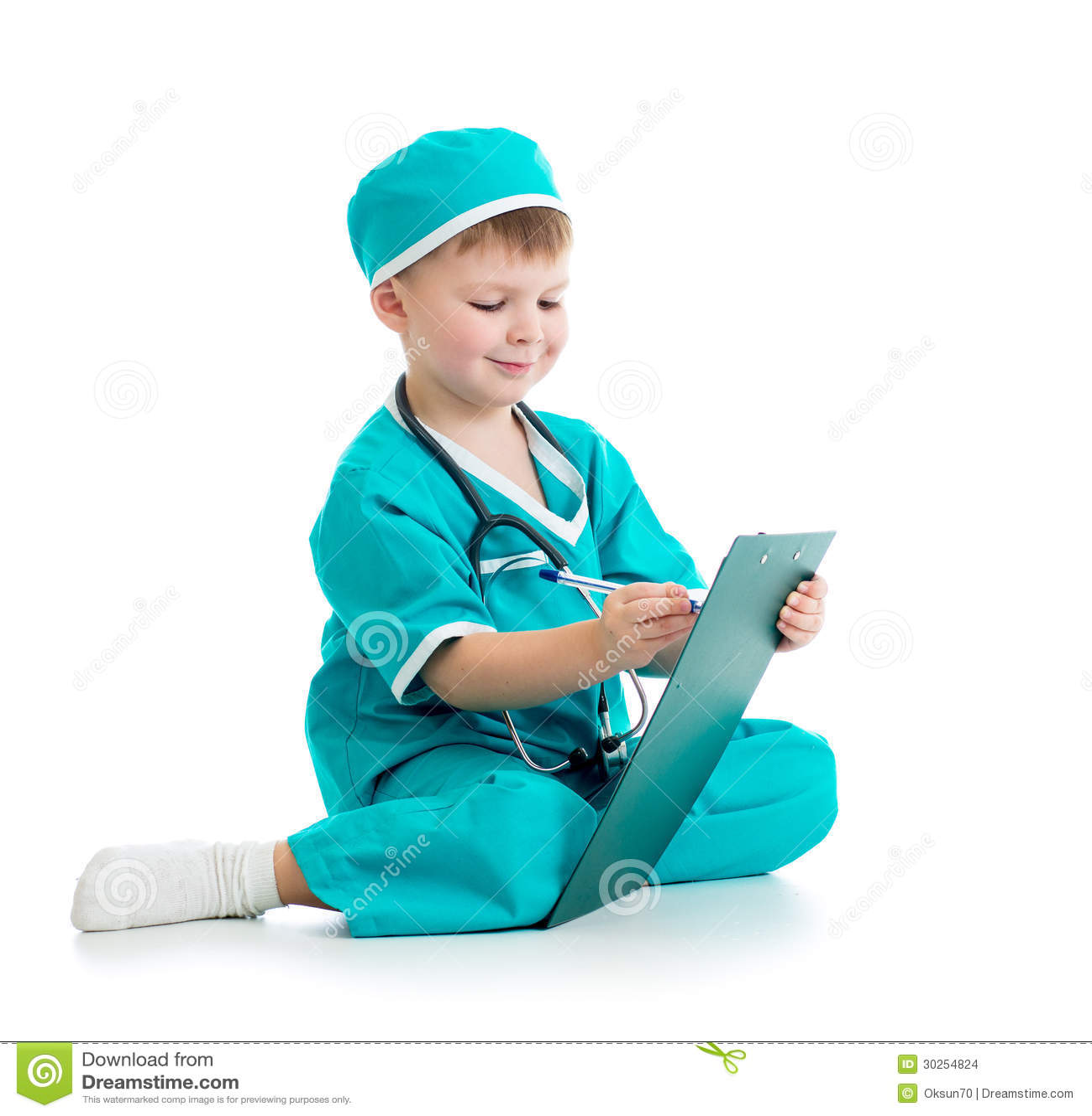 Doctor essay for children