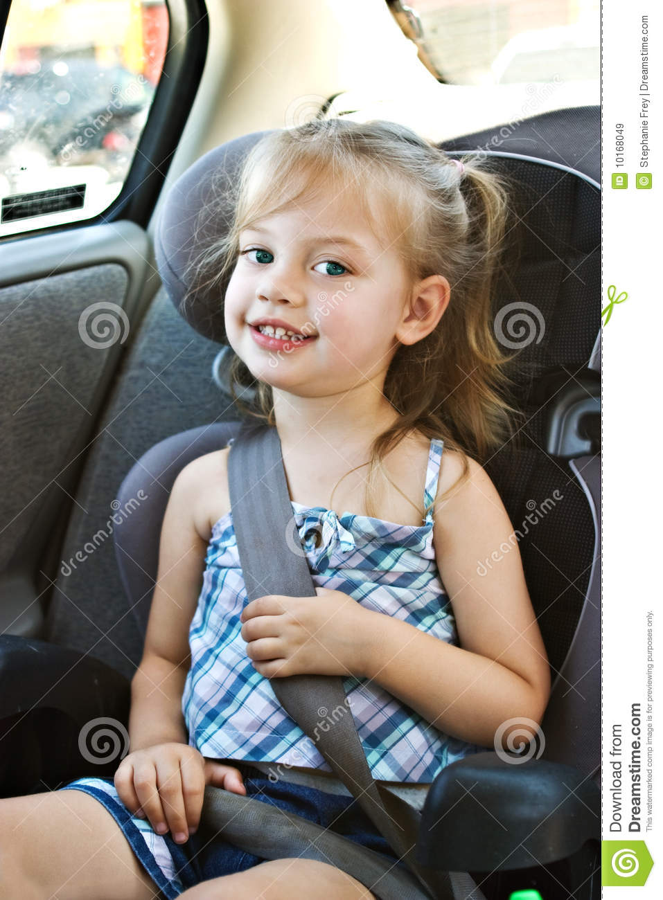 Child In Car Seat Royalty Free Stock Images Image 10168049