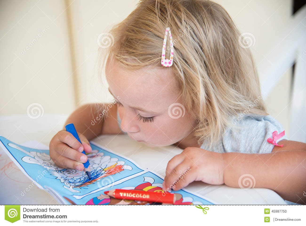 Royalty Free Stock Photo Download Child Coloring