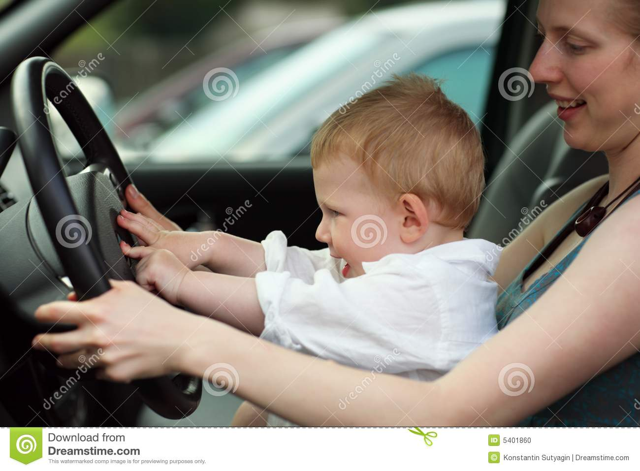 Driving Car For Toddler Boy