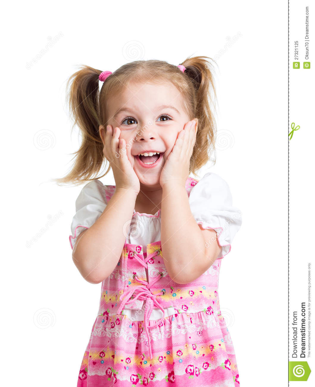 funny little girl face quotes