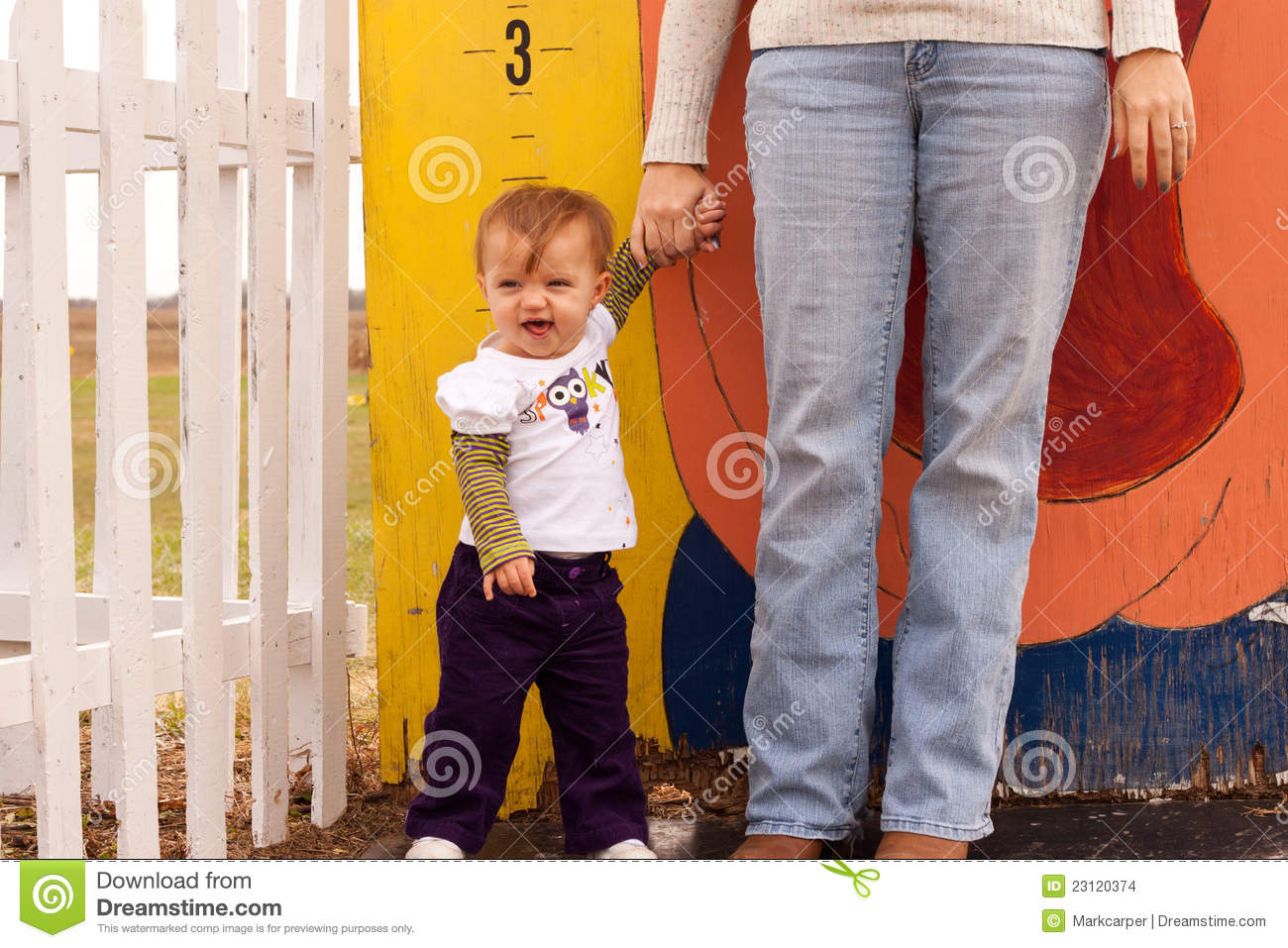 Child Height Measure stock photo  Image of chart, short