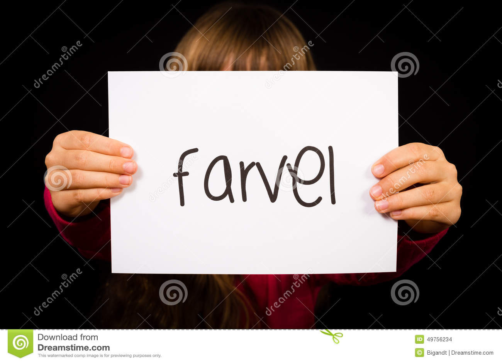 farvel danish