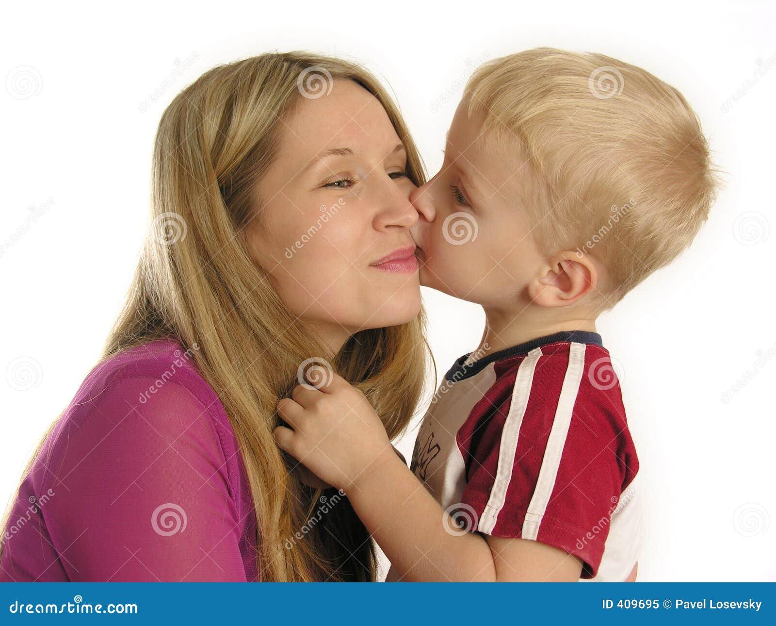 Син и мама сех 8 фотография