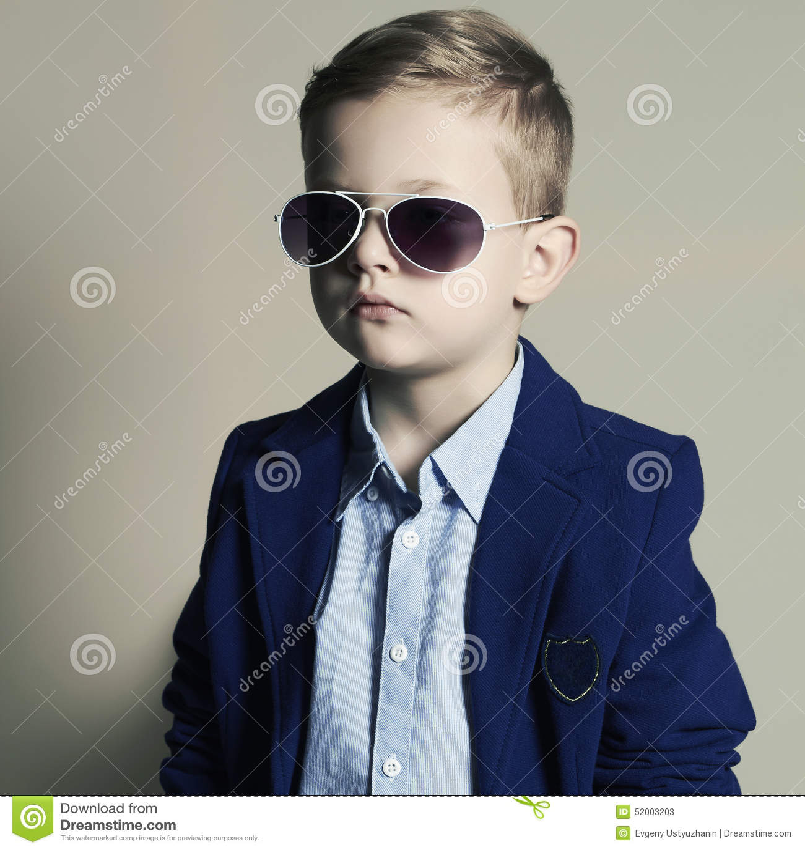 4c8f95c82333 Child.little Boy In Sunglasses.stylish Kid Stock Image - Image of ...