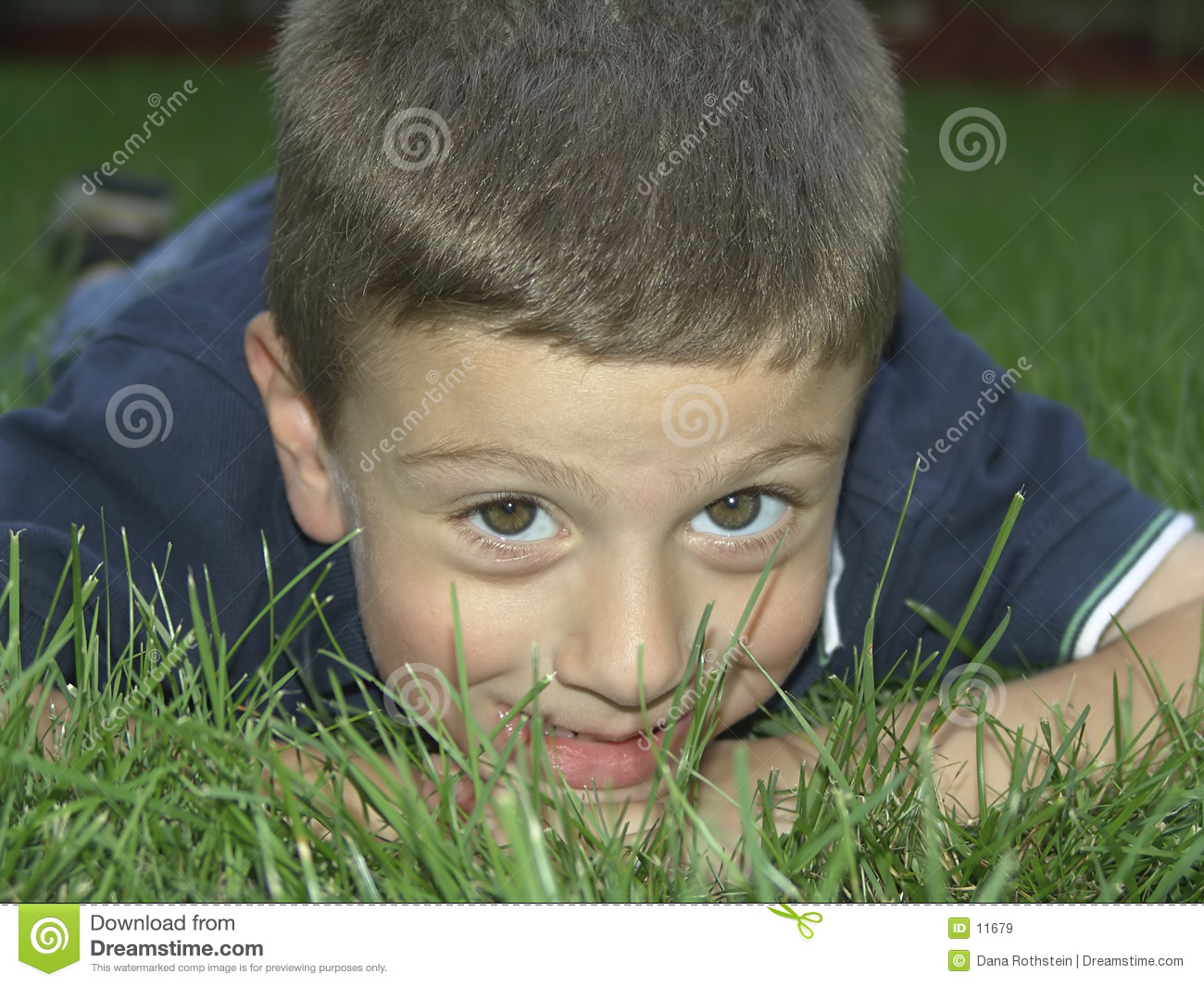 Child Outdoors