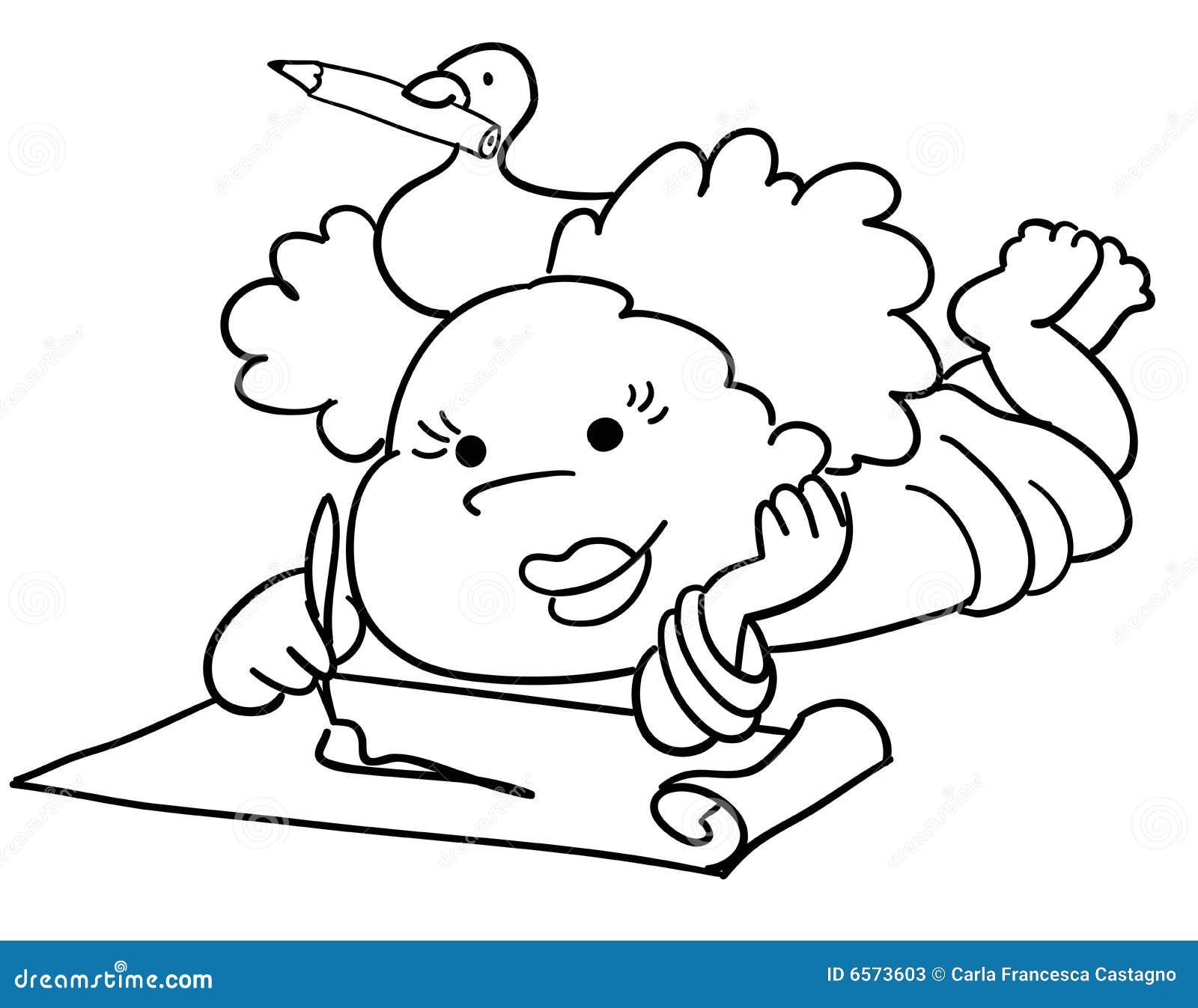 Child Painting Stock Photos Image 6573603