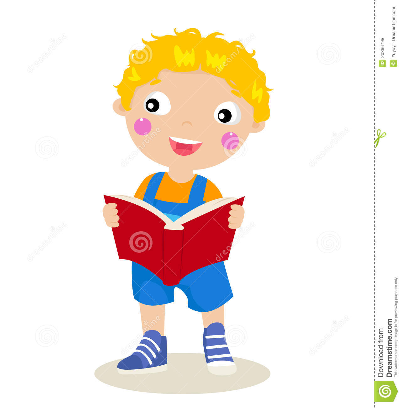 Child reading a book royalty free stock photos image for Konzentrationsschw che kind
