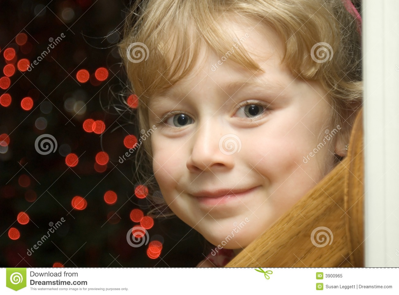 Child's Christmas Happiness Royalty Free Stock Photo ...