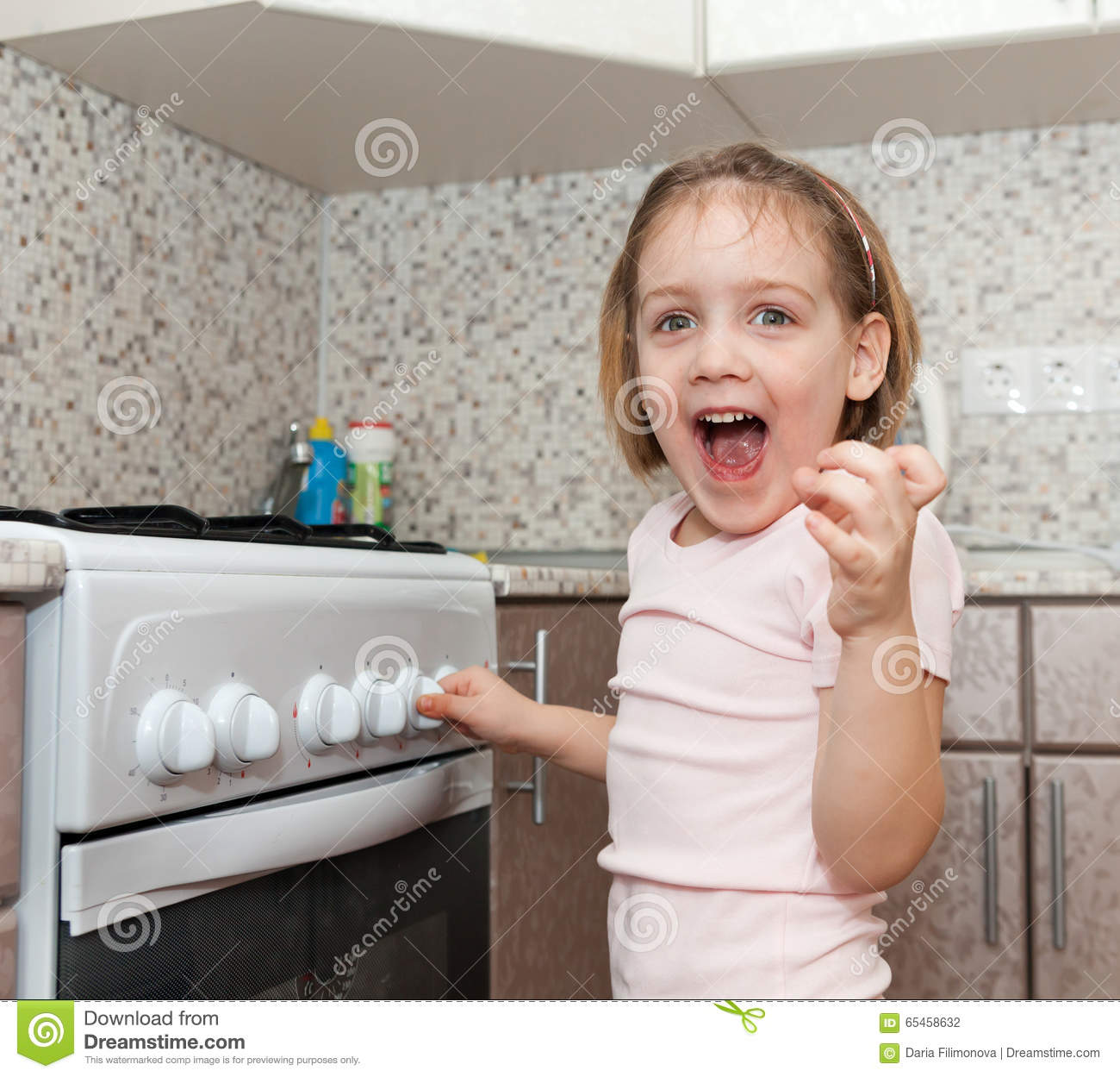 child out supervision playing stove stock photo image child out supervision playing stove