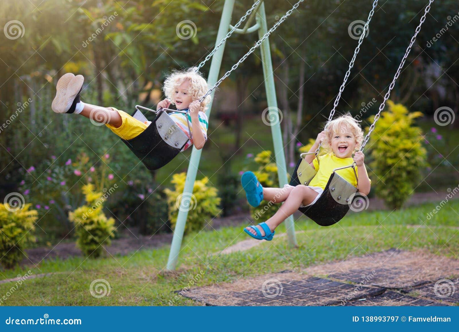 Kindergarten Outdoor Playground