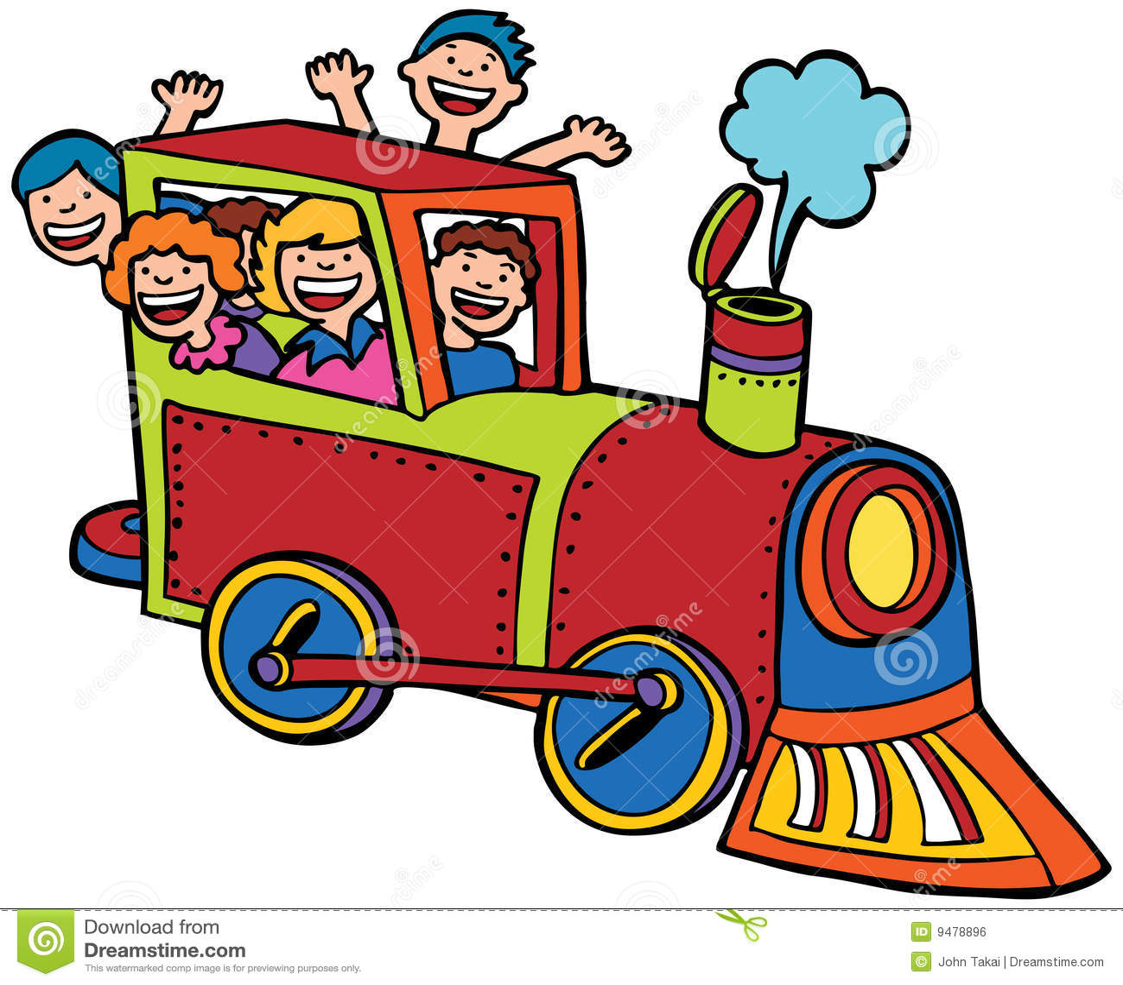 child train ride royalty free stock image image 9478896