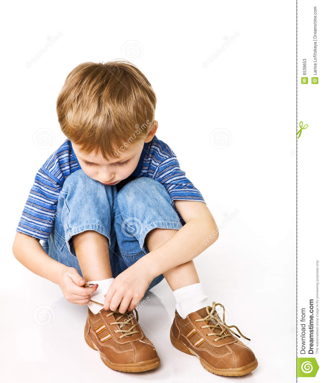 how to teach child to tie shoelaces