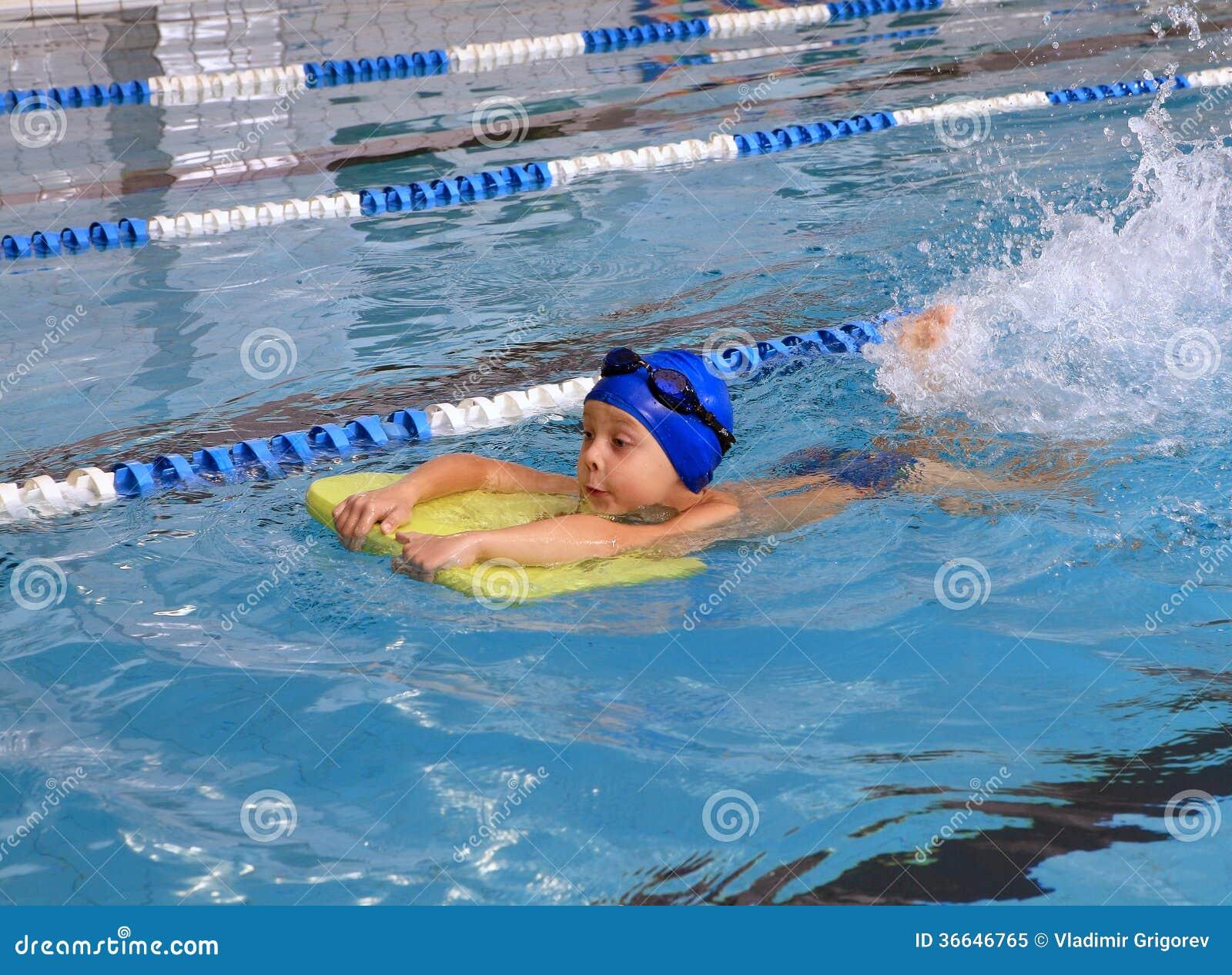 Russian Boy Swim Images