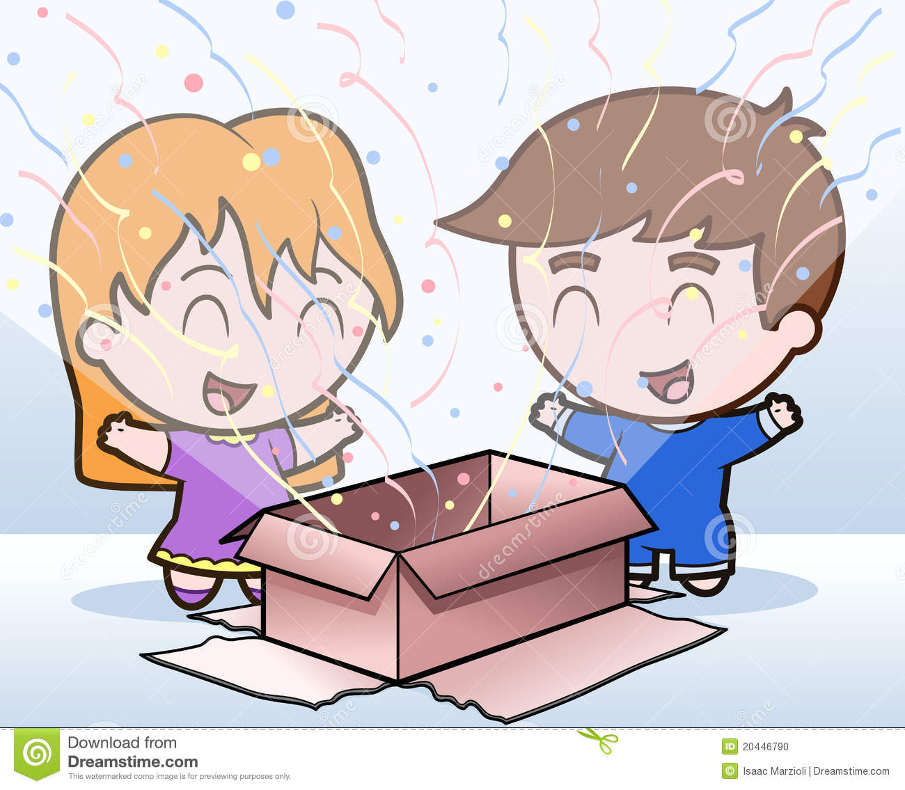 open present clipart. illustration kids open present clipart t