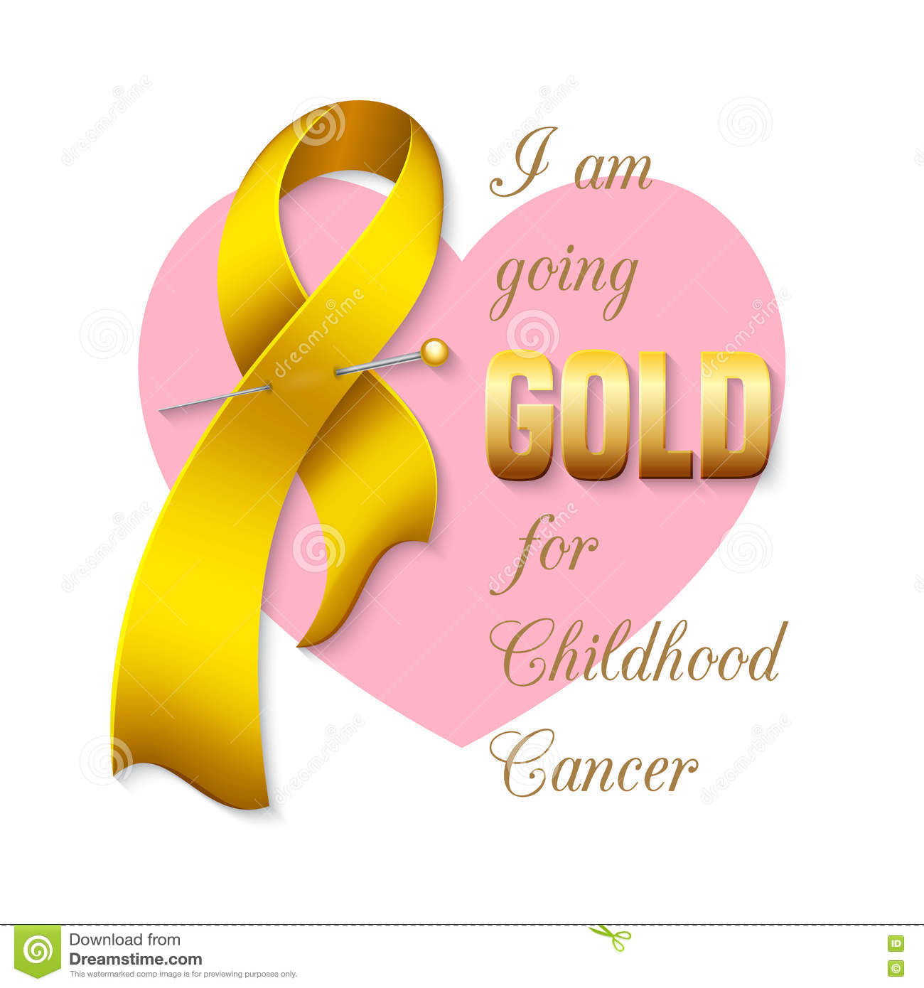 Childhood cancer ribbon stock vector illustration of golden 81834412 download childhood cancer ribbon stock vector illustration of golden 81834412 maxwellsz