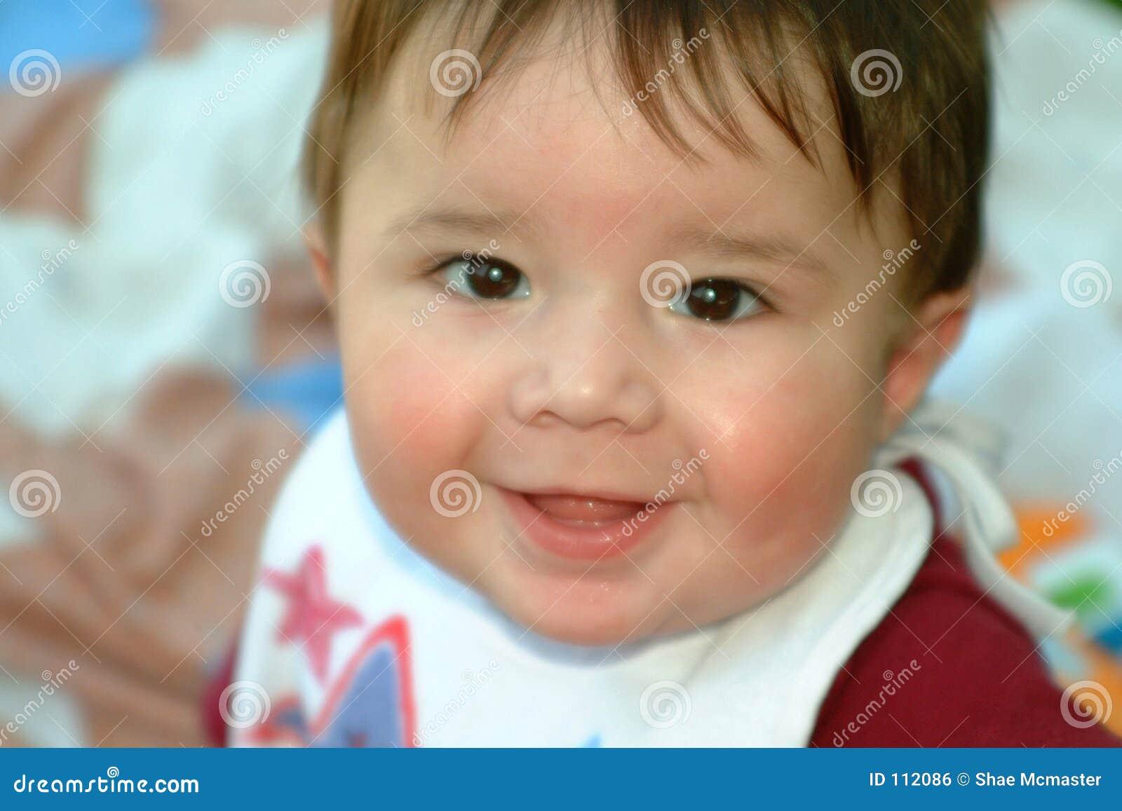 Children-Baby Smiling 2