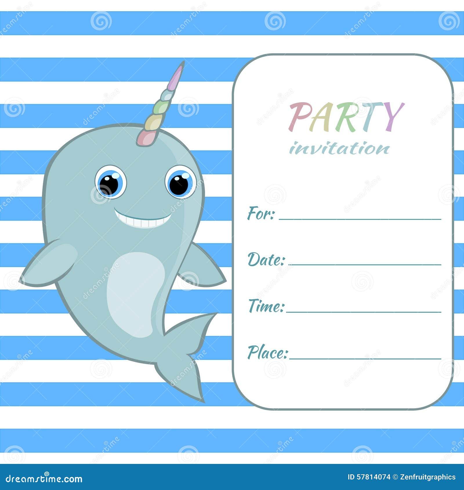 kids birthday invitations template - Besik.eighty3.co