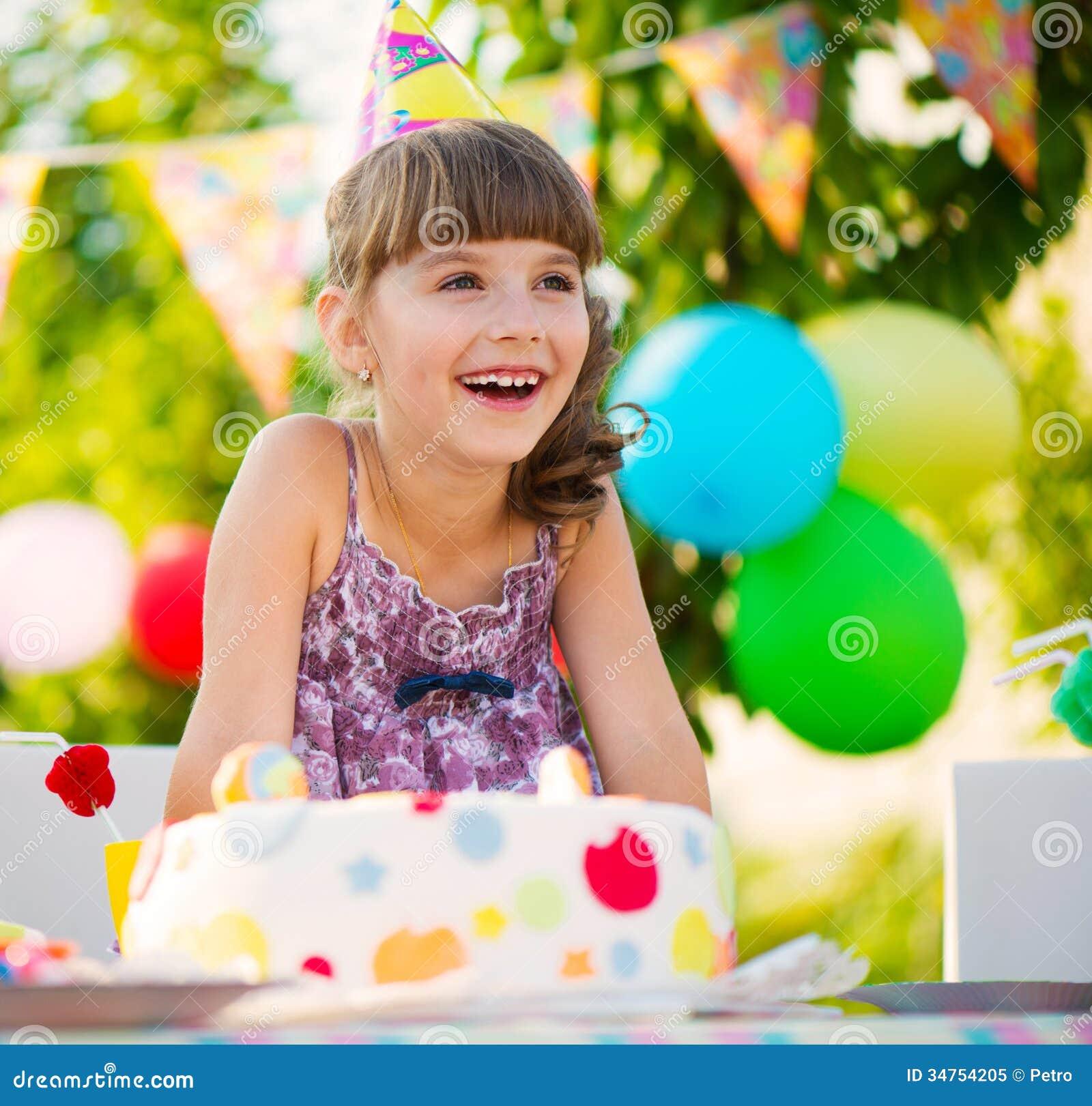 Children Birthday Party Stock Image Image Of Celebrating