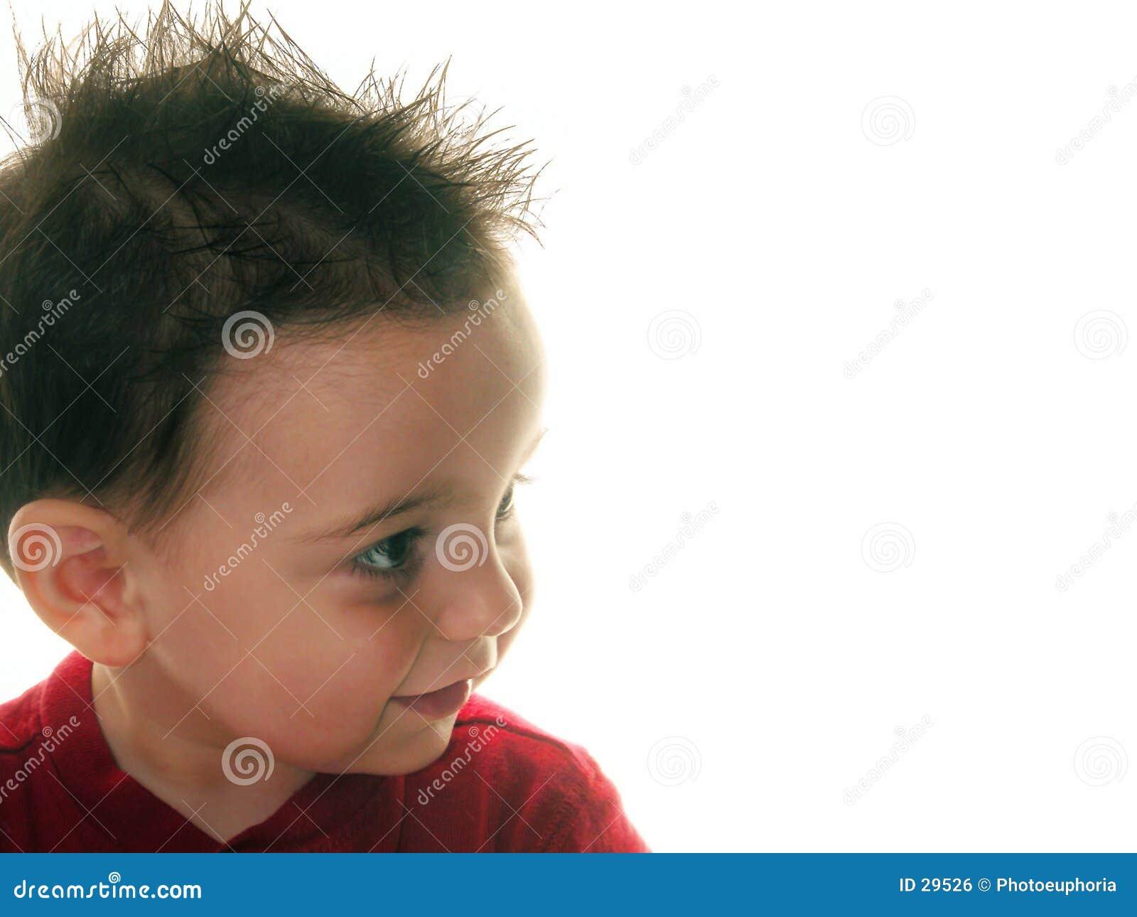 Children: Boy s Spiked Profile